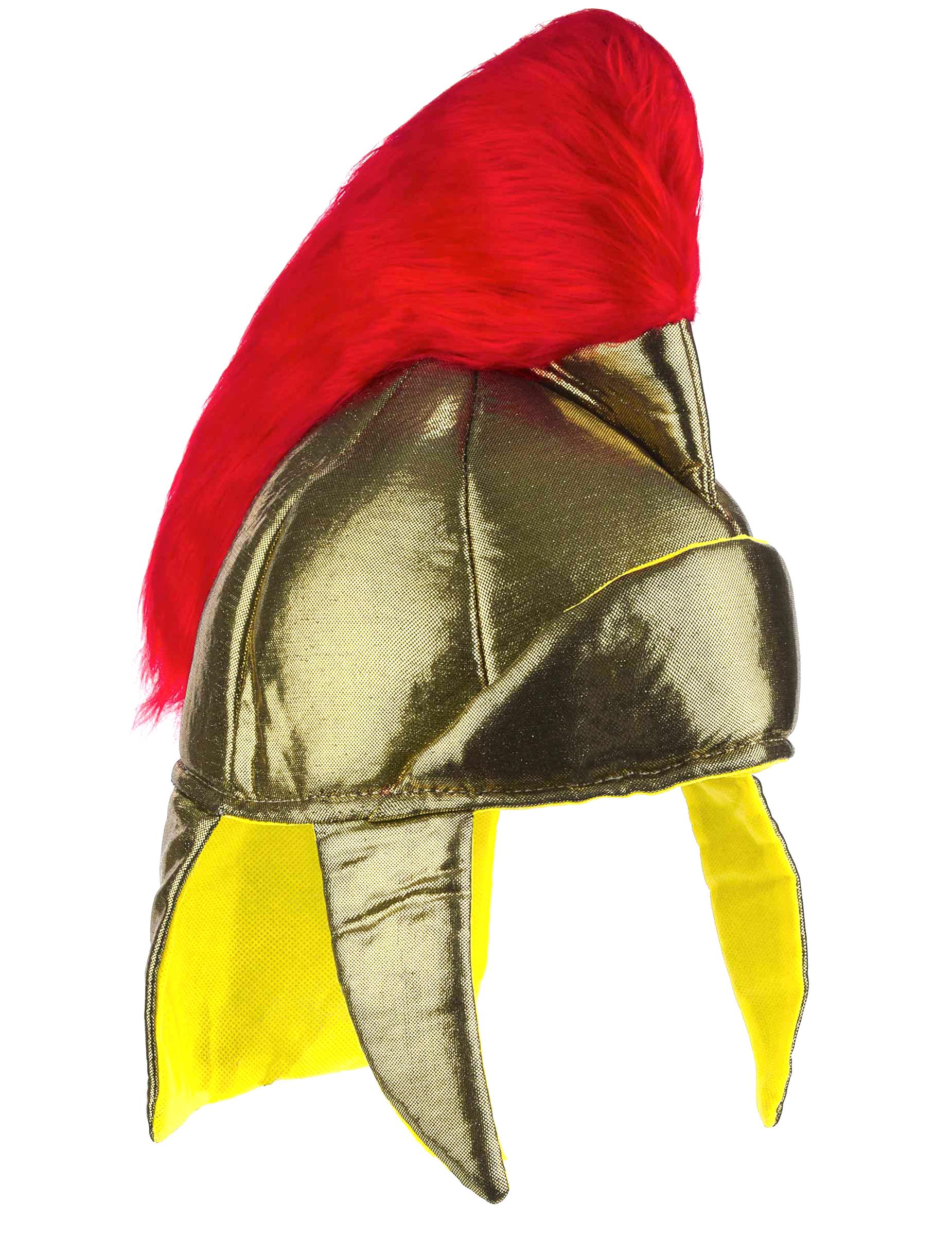 Obelix CAPPELLO Lattice Carnevale Gallo CARNEVALE romani CASCO Obelix CASCO gallo elmetto