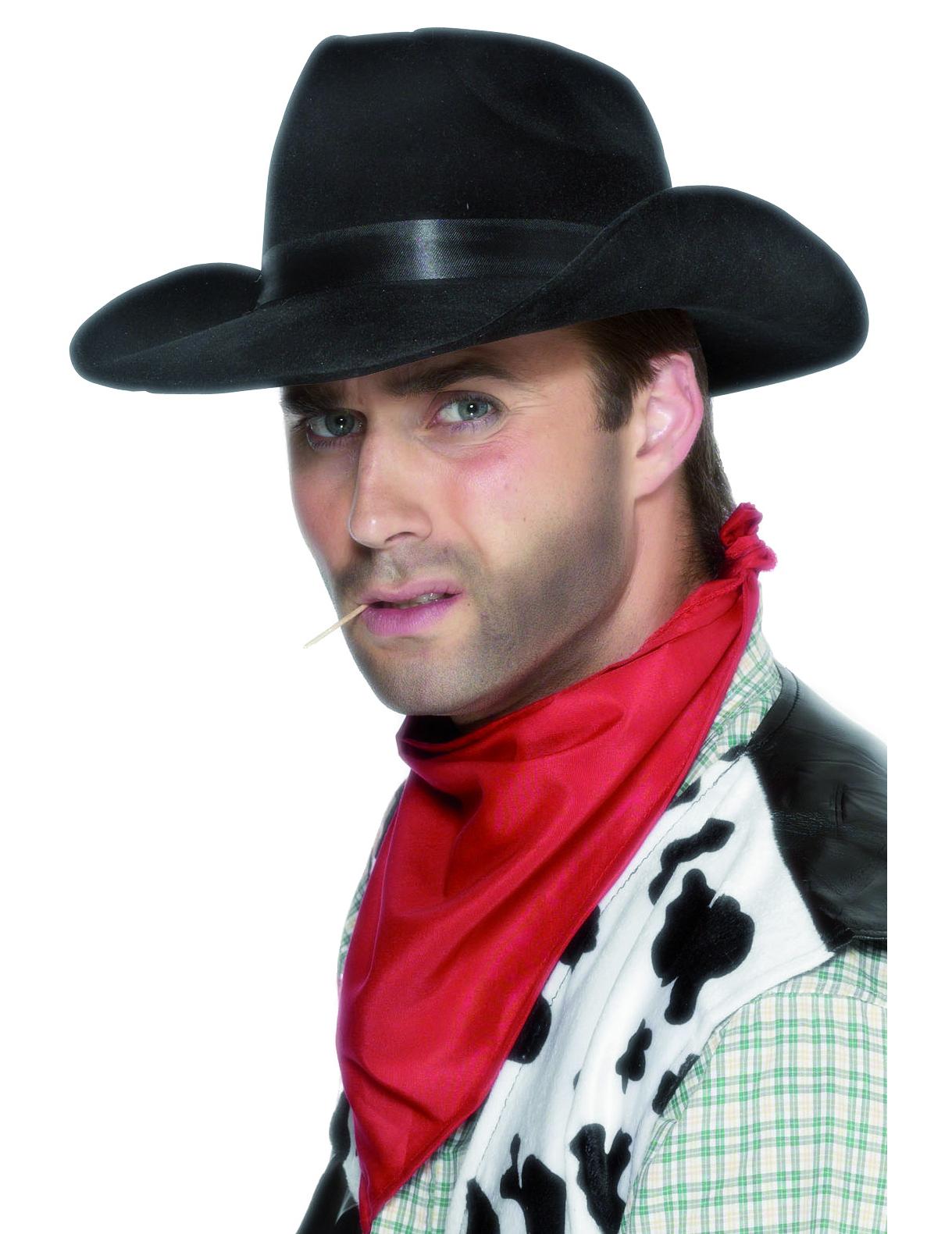 Cappello cowboy nero  Cappelli 49662485494f