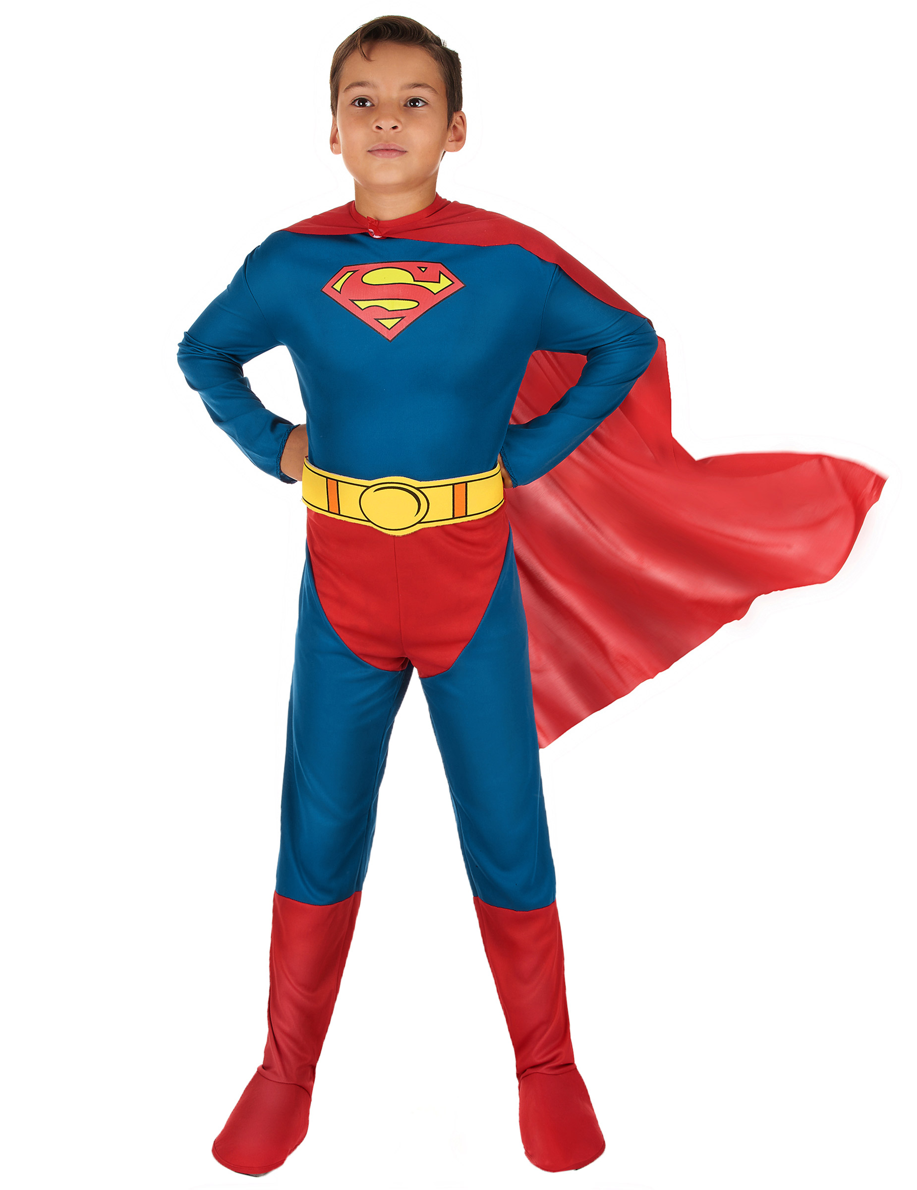 Costume Superman Bambino Costumi Bambinie Vestiti Di Carnevale
