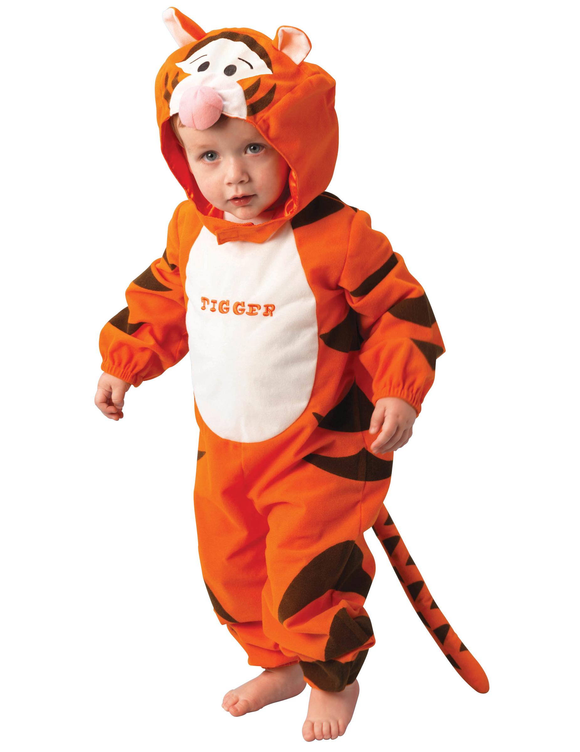 Costume disney tigro neonato costumi bambini e vestiti - Costumi da bagno neonato disney ...
