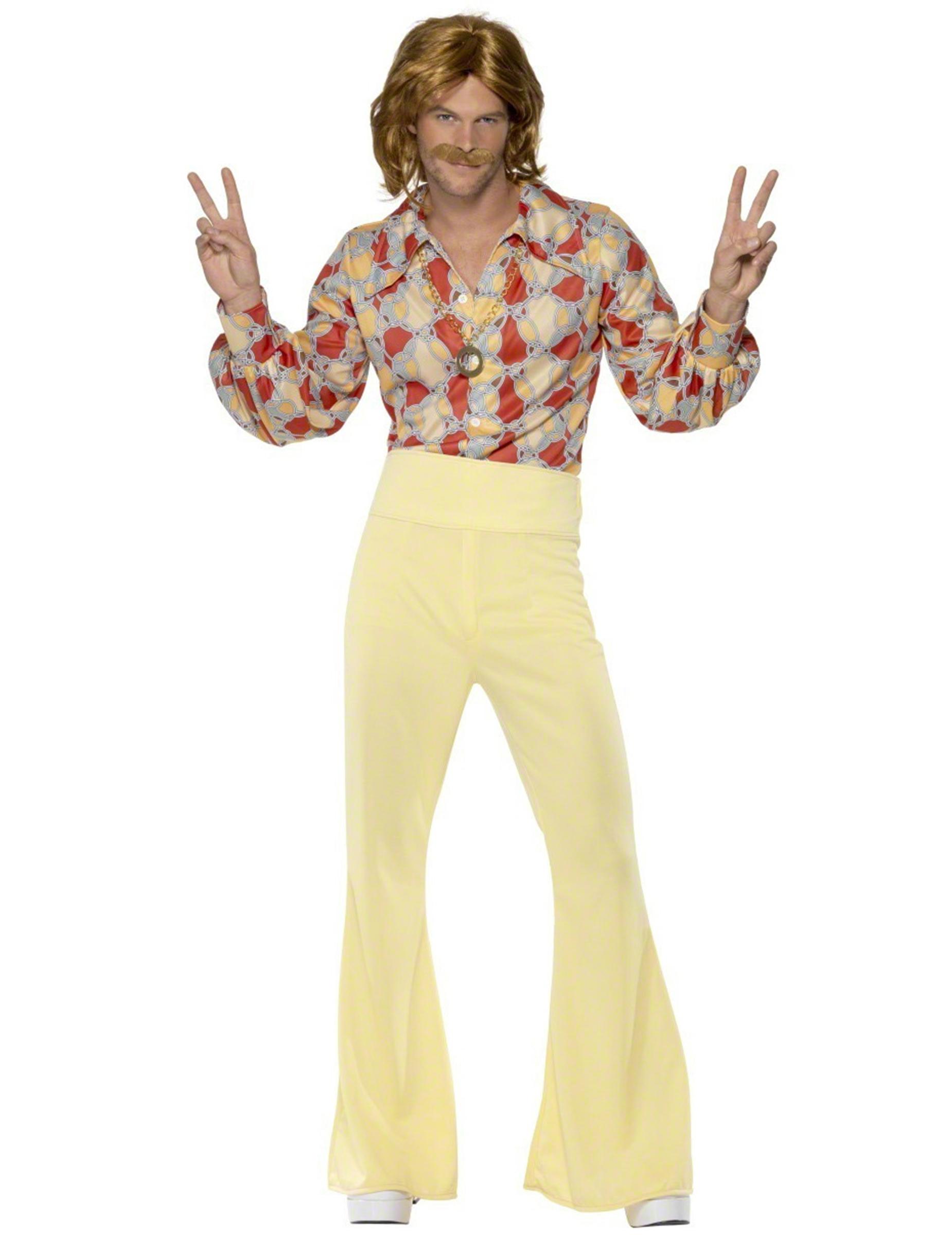 Costume disco uomo anni 70