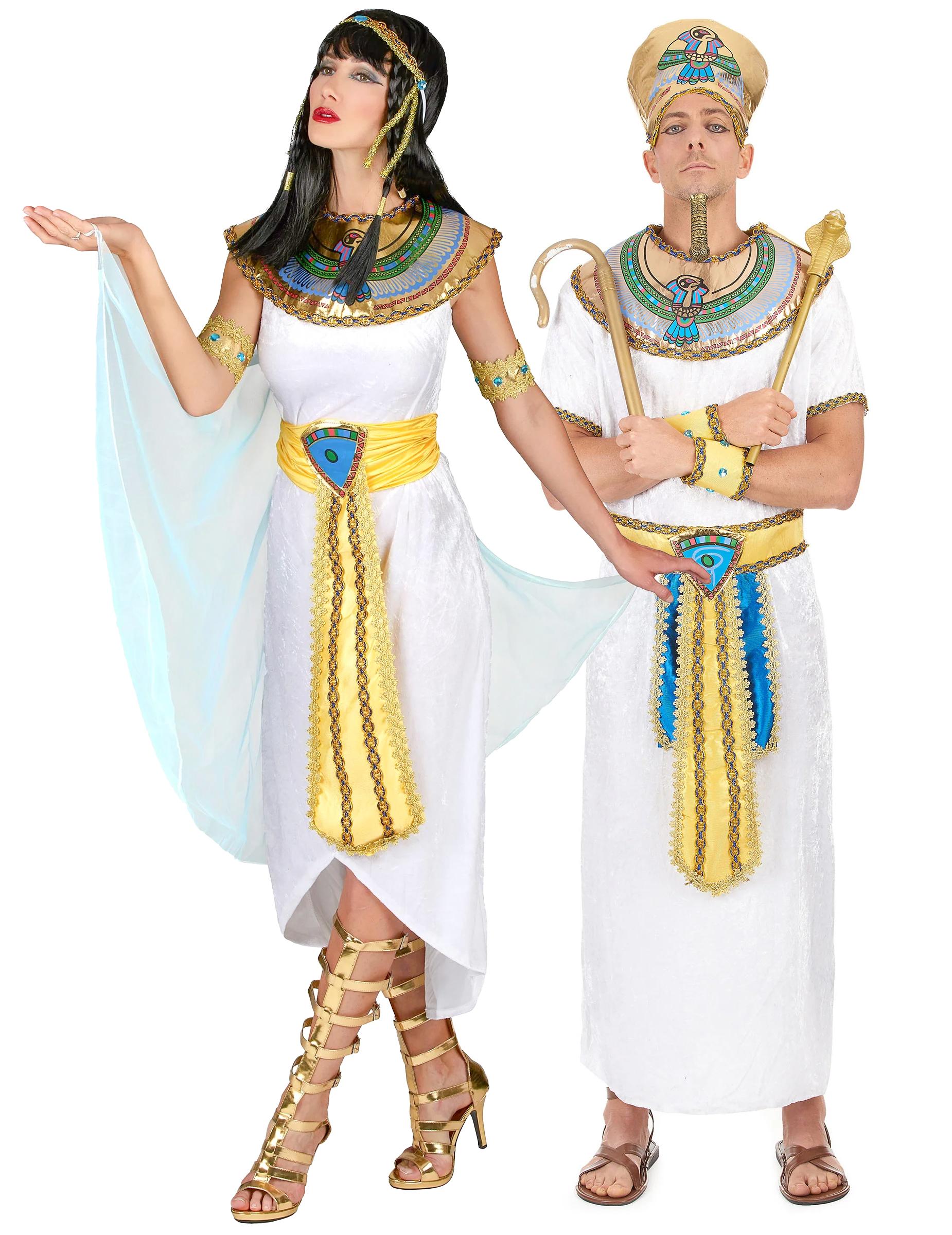 00c939562bf9d2 Costume coppia egiziana: Costumi coppia,e vestiti di carnevale ...