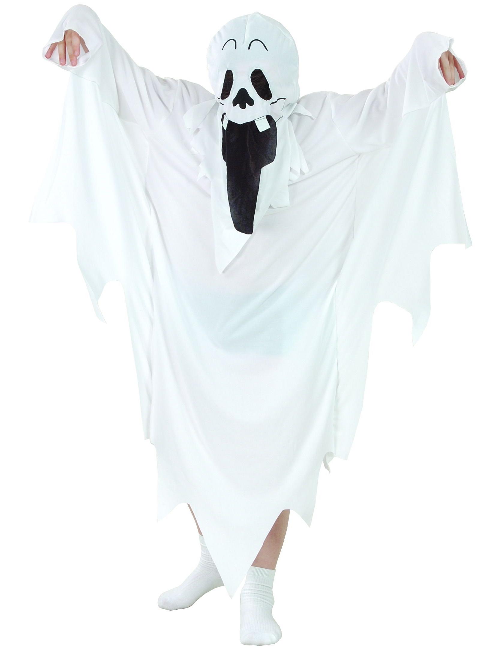 Costume da fantasma per bambino - Halloween 5d57e9b2b882