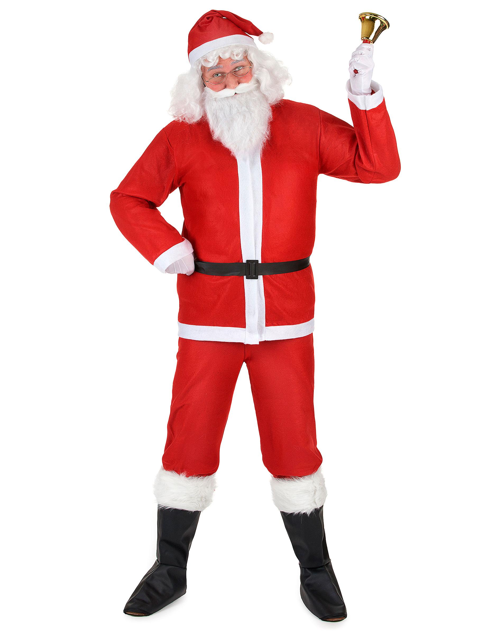 118d4ae79139 Costume Babbo Natale adulti - Vegaoo.it