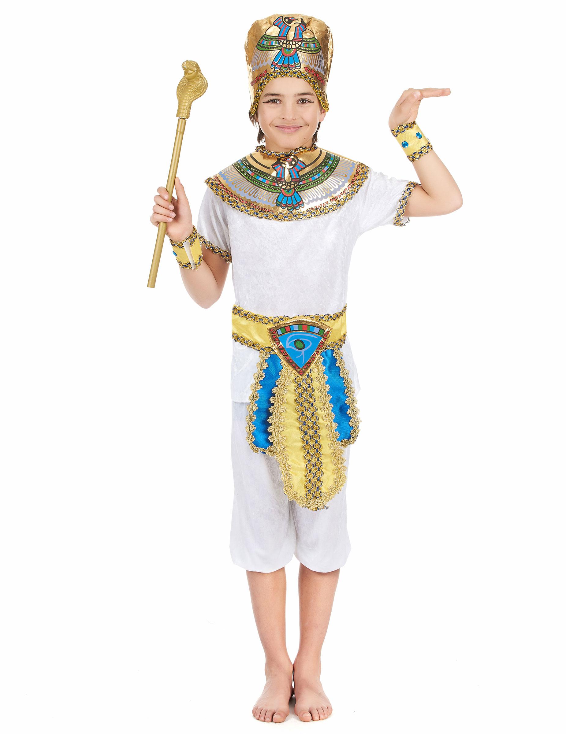 Costume egiziana bambina