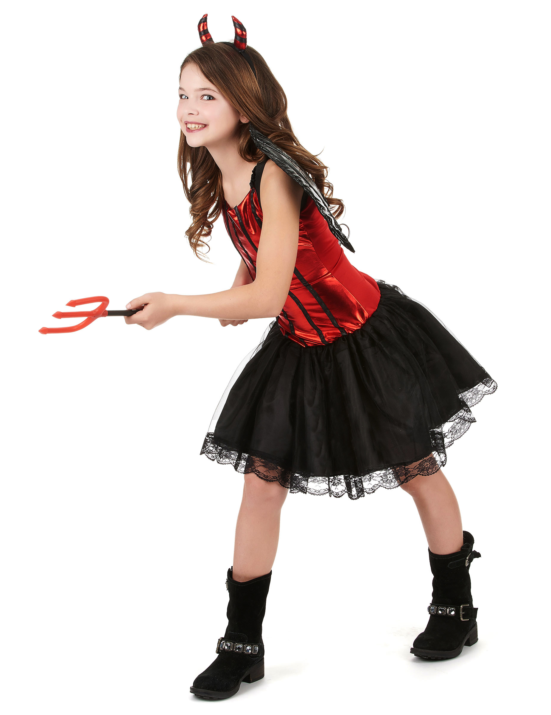 Costume da diavolessa bambina-1 37d7952968d5