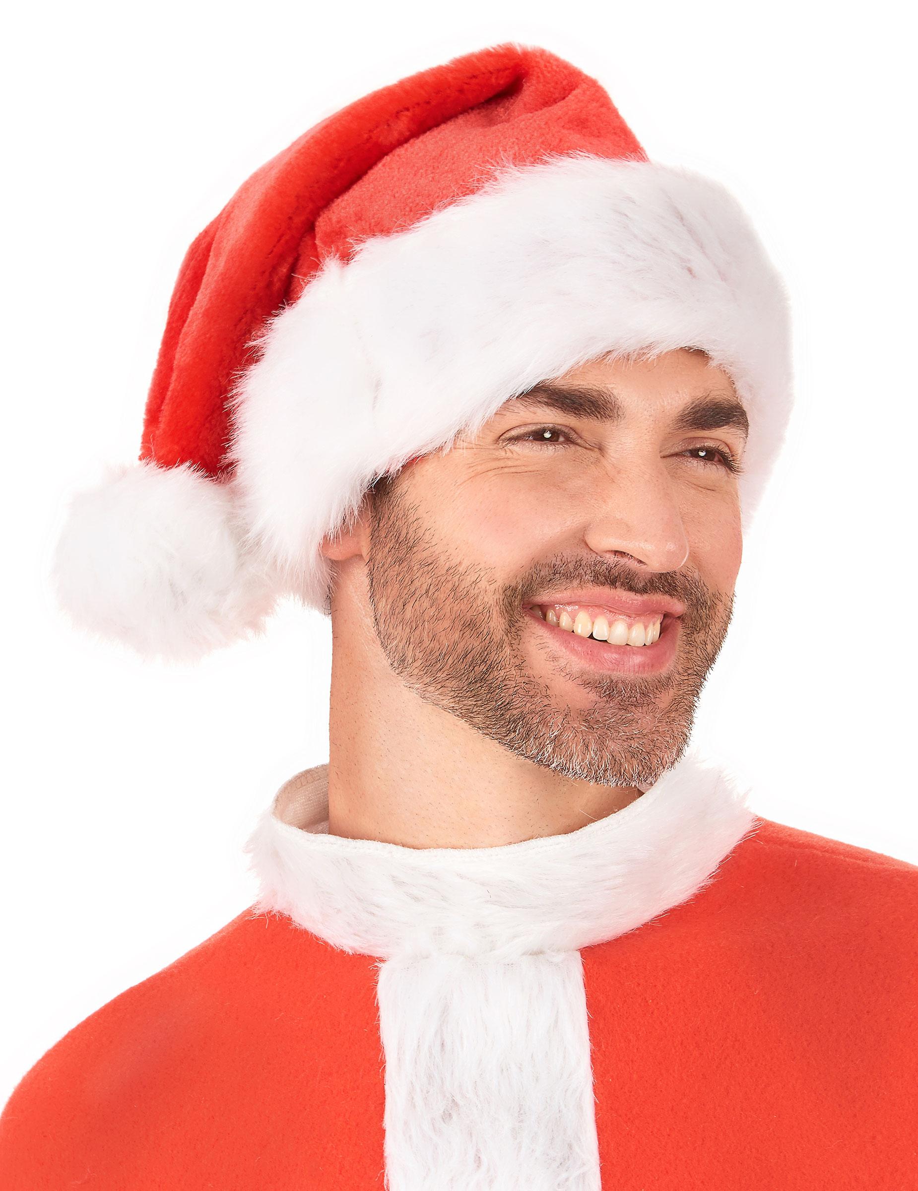 Cappello da babbo natale cappelli e vestiti di carnevale - Babbo natale stampabile ...