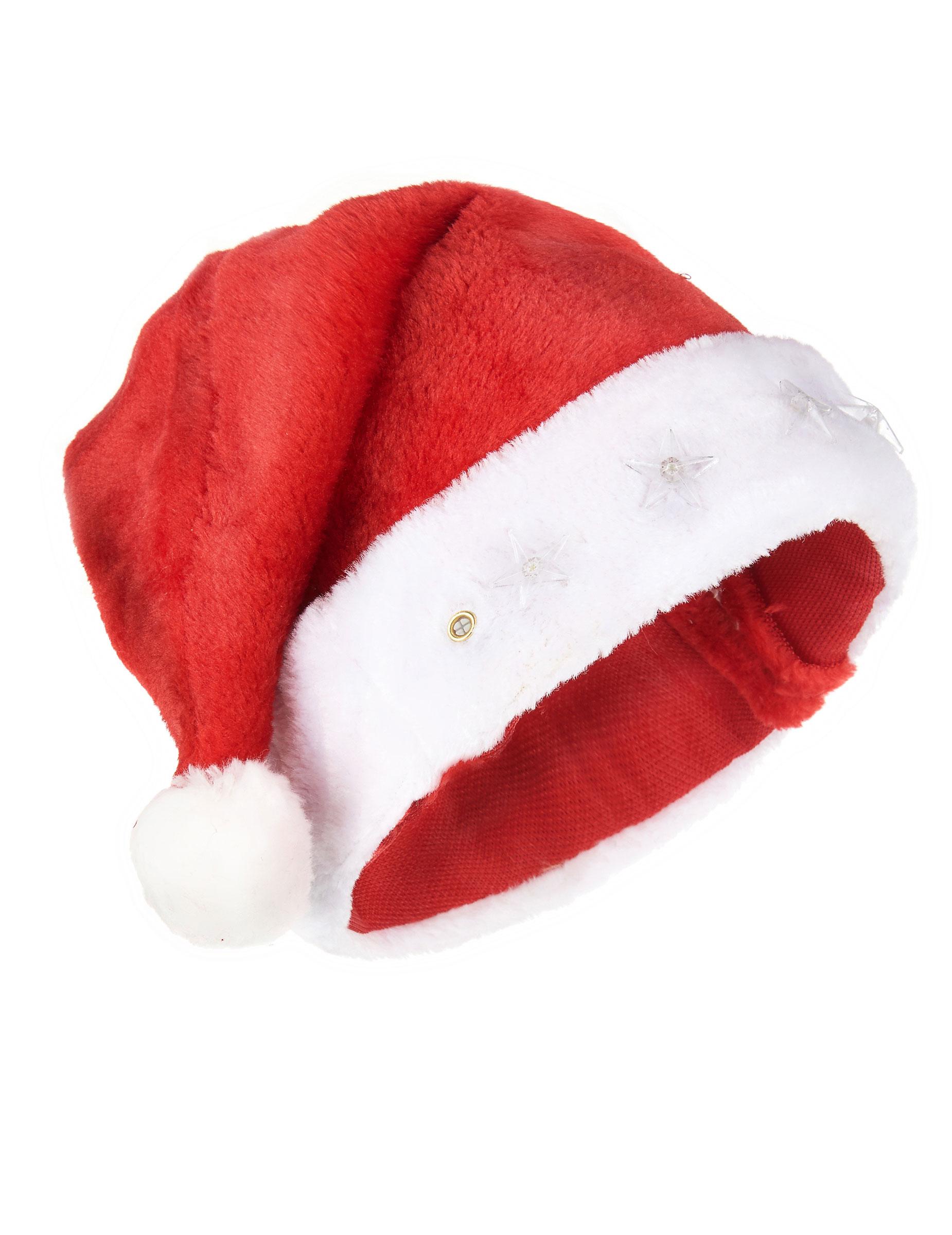 Cappello di Natale luminoso 3c618de07fd7