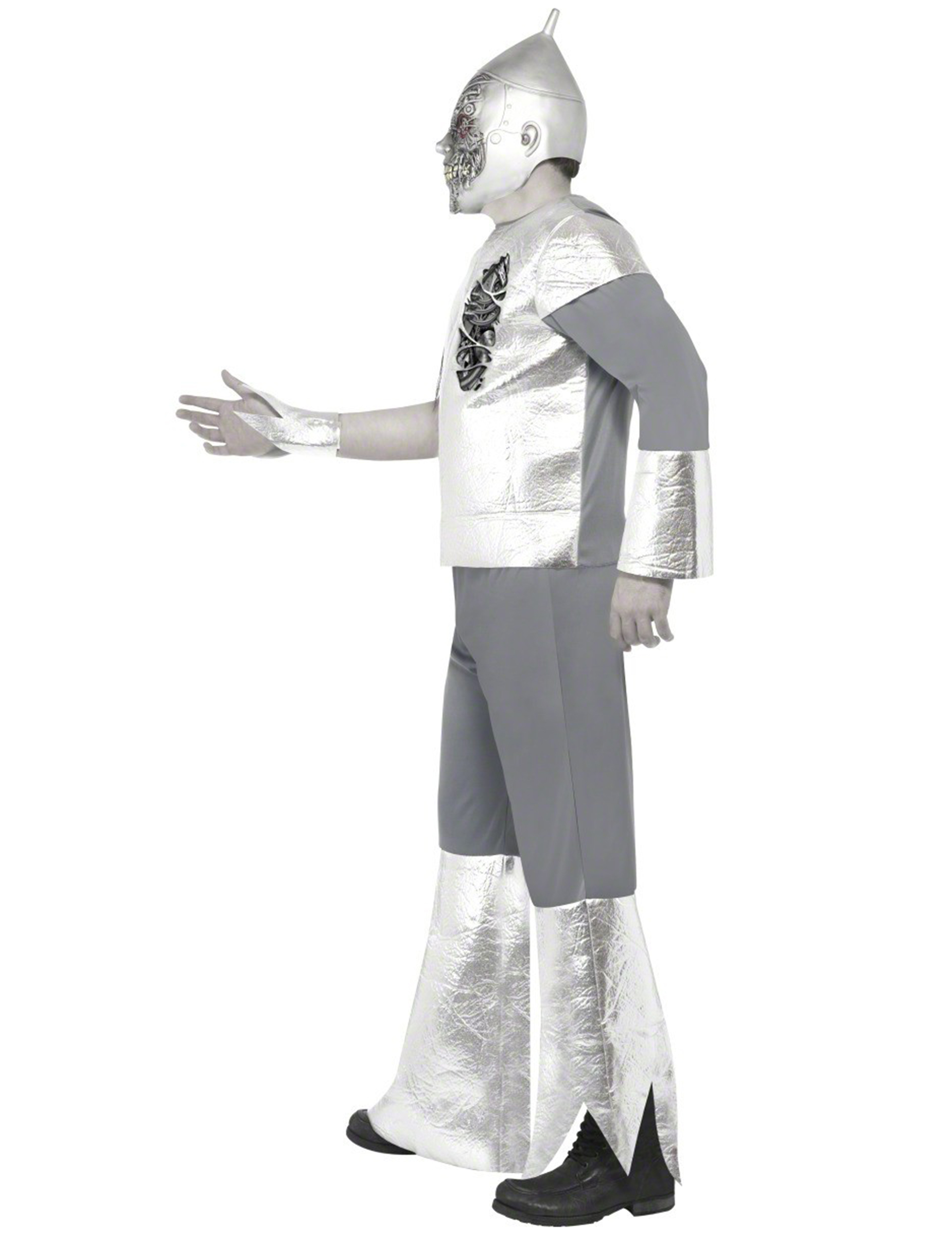 Costume uomo di latta Halloween  Costumi adulti 0e11ed4bf43
