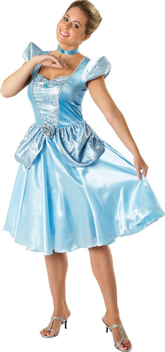 54298356535d Costume Cenerentola Disney™ adulto per donna  Costumi adulti