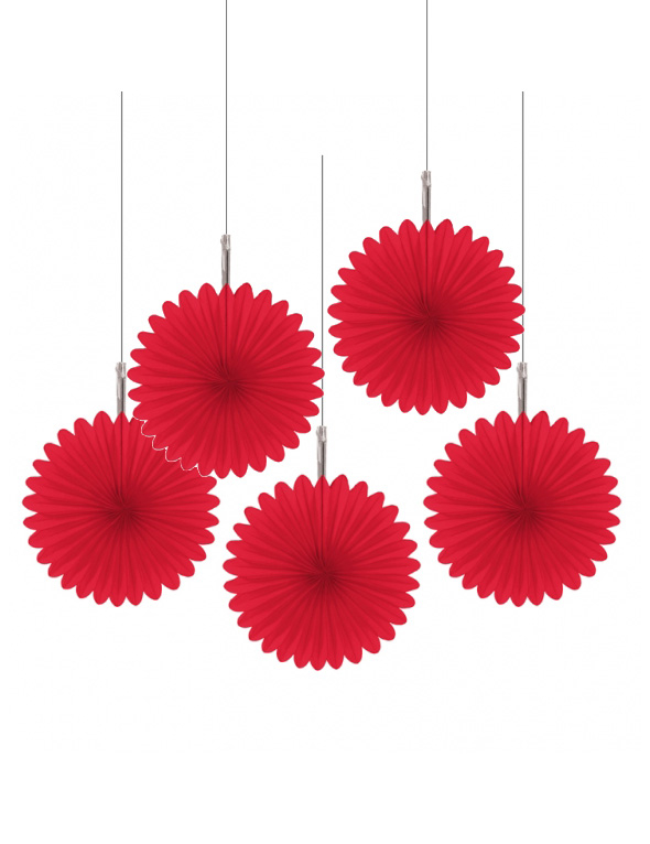 Decorazioni a soffitto rosse for Decorazioni da soffitto