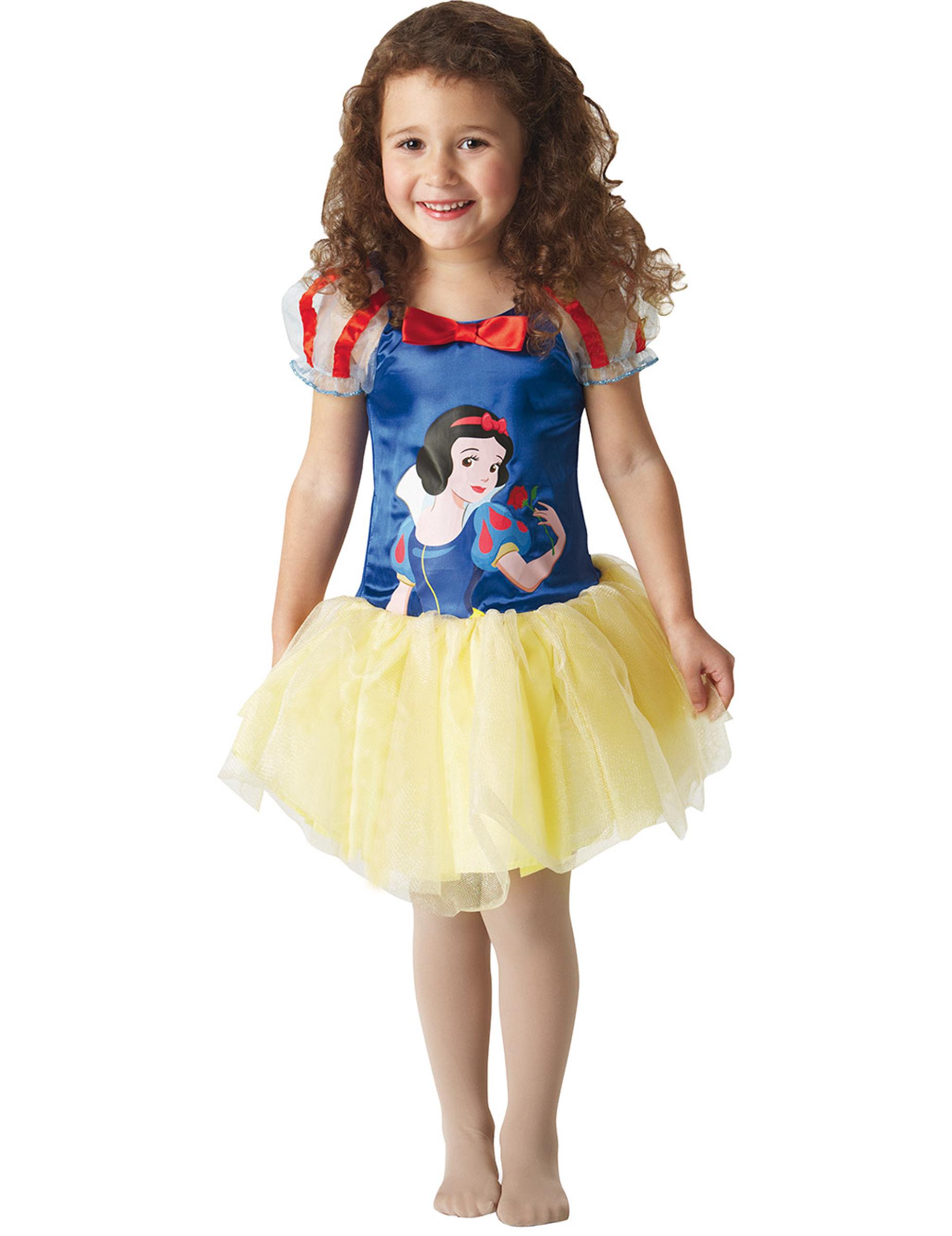 Costume ballerina Biancaneve™ per bambina  Costumi bambini d5e92ddf07d