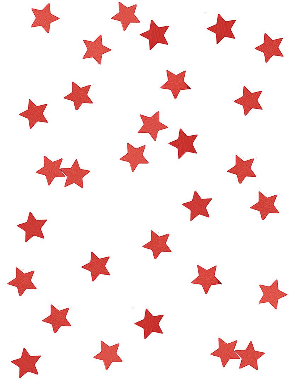 stelline di natale rosse