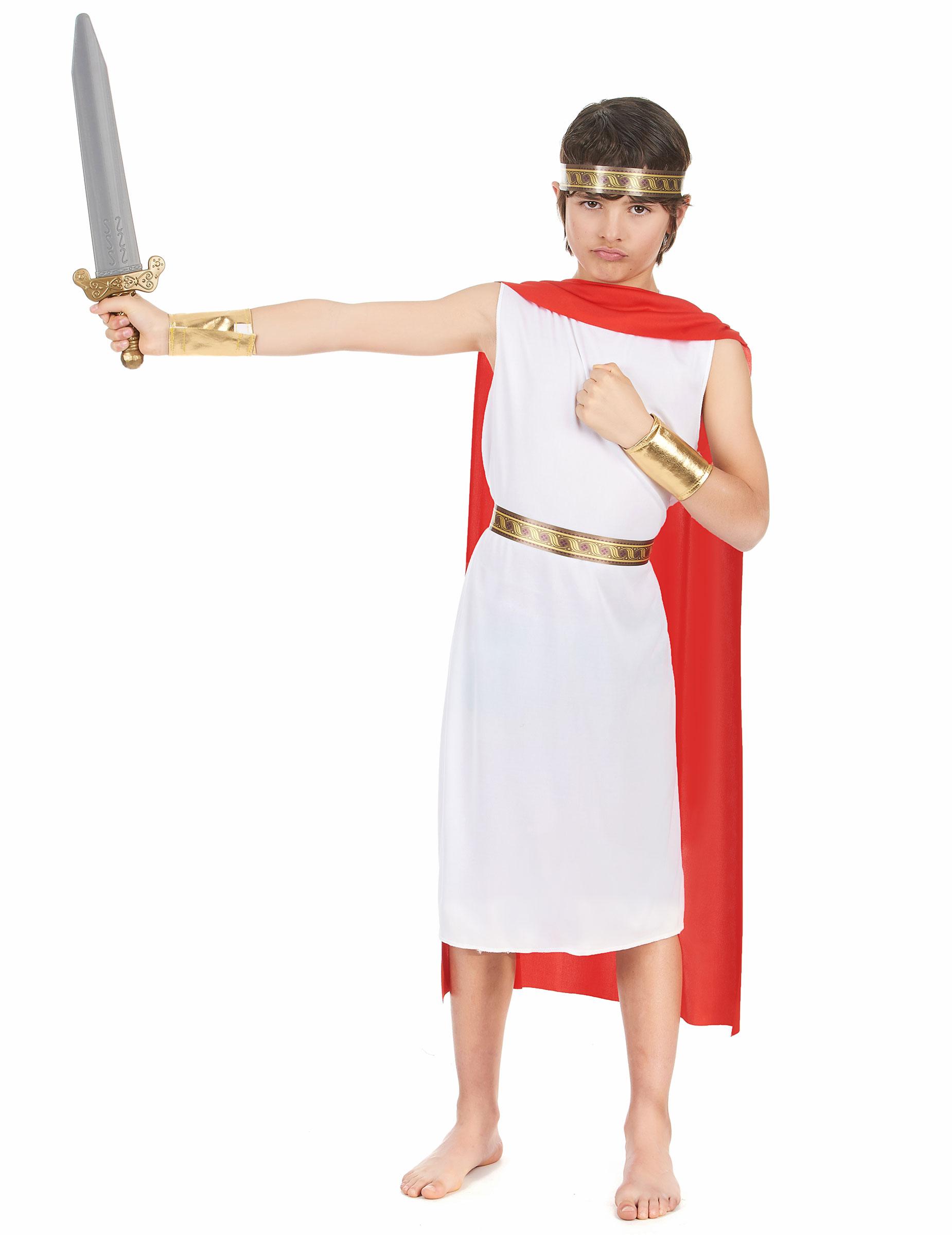 Costume romano bambino: Costumi bambini,e vestiti di ...
