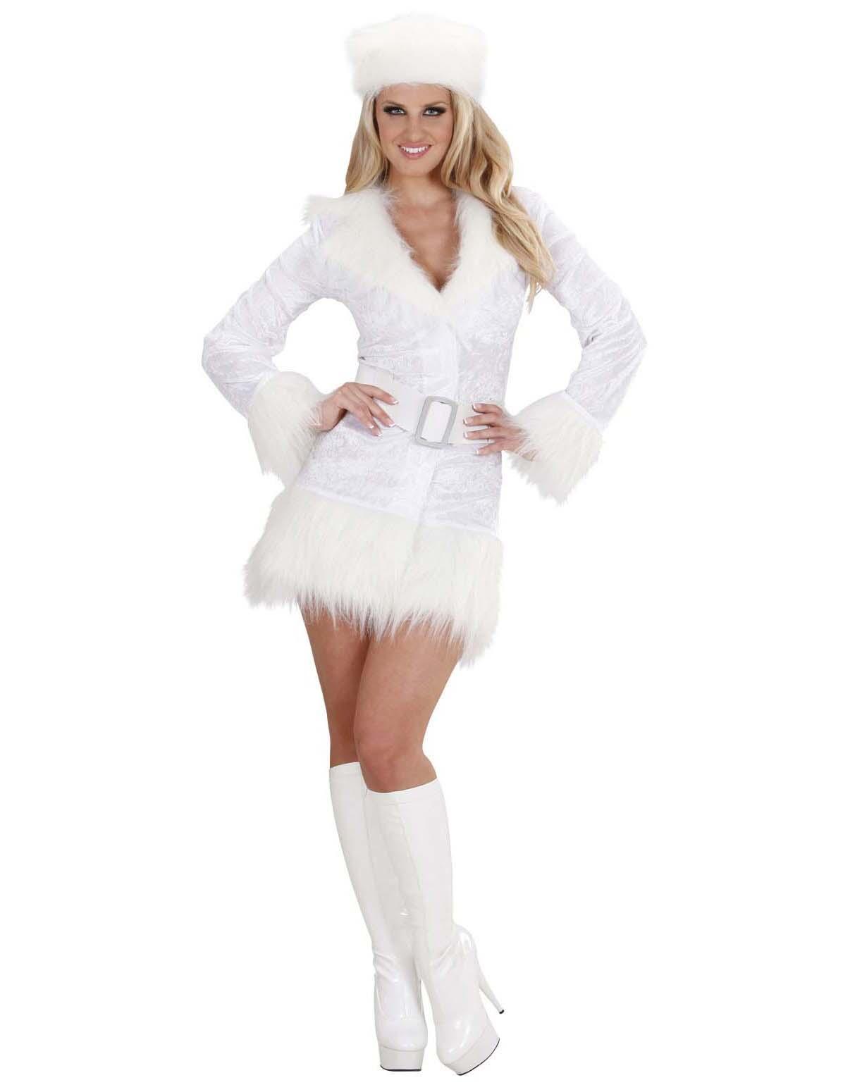 Donna Adulti e Costume Russa Vestiti Di Carnevale SexyCostumi XZ80OPnkNw