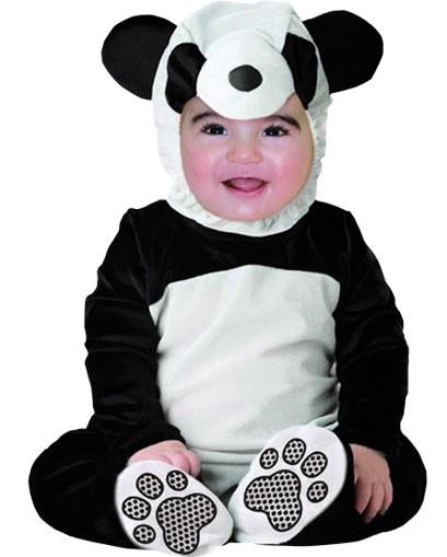 3c41aa71db7f Vestito da panda per bebè