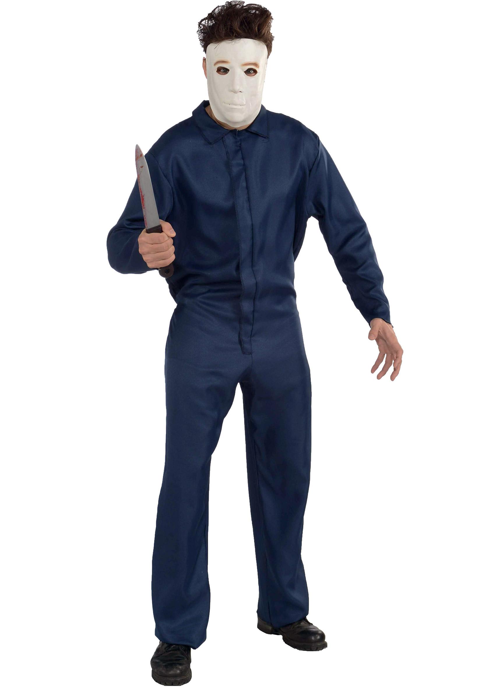 Costume Michael Myers™ sotto licenza ufficiale Halloween uomo 1f180360452c