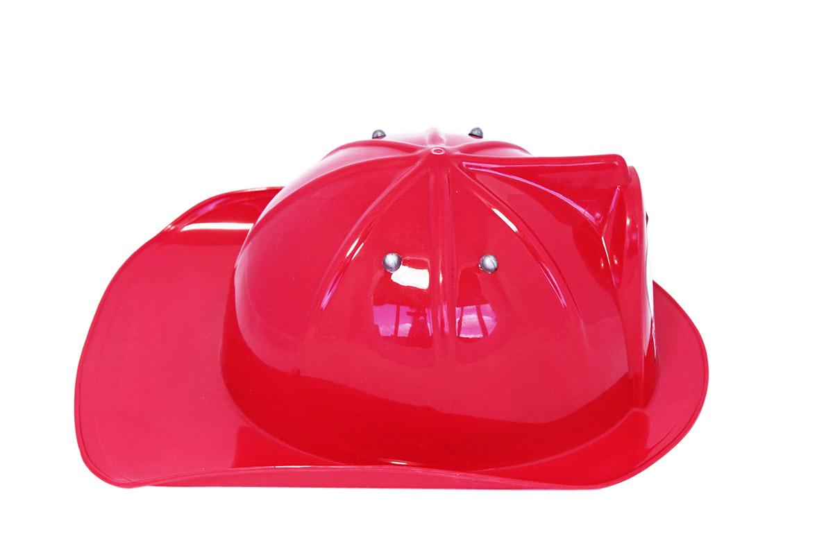 Casco Pompiere rosso  Cappelli c528ca00d325