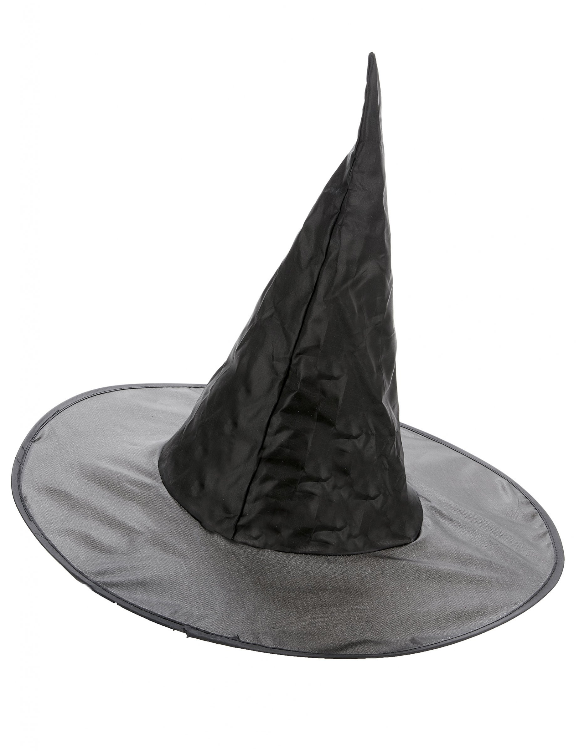 Cappello da strega nero leggero - Halloween  Cappelli 87d2c88d3a2a