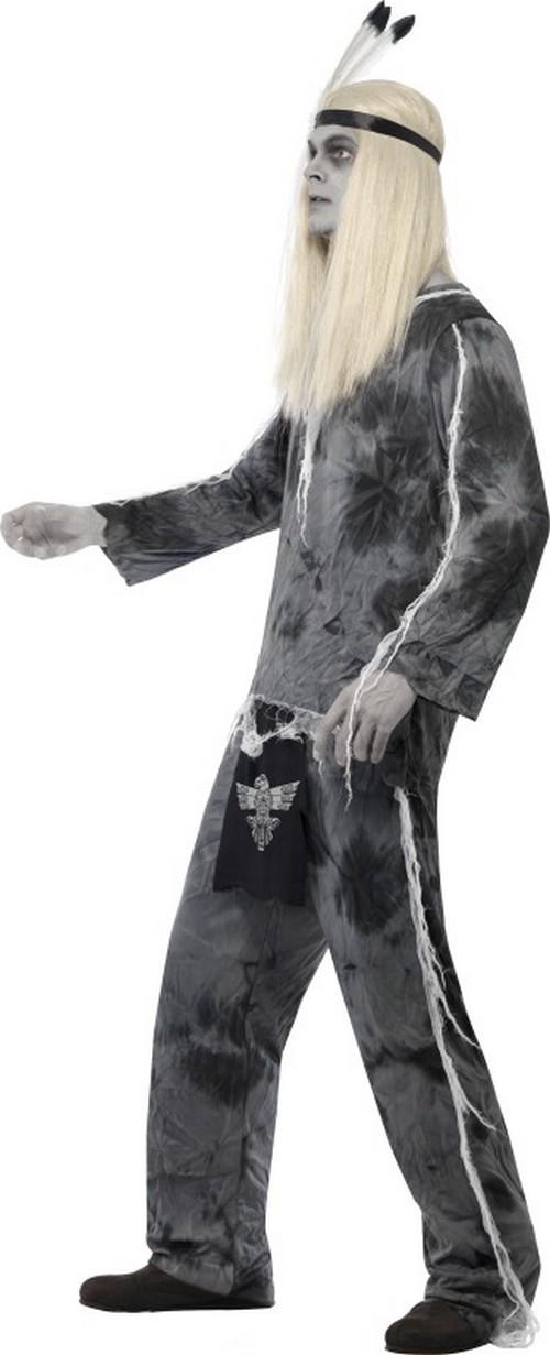 Costume-fantasma-indiano-uomo-Carnevale-Cod-218093