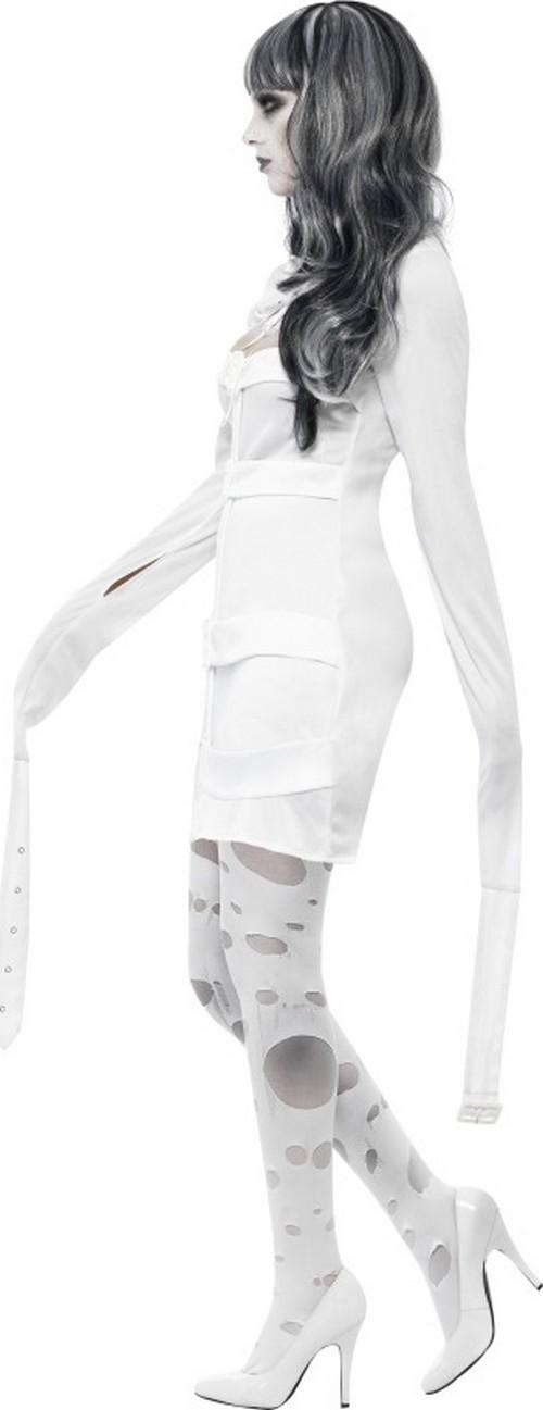 Costume fantasma psicopatico donna Halloween: Costumi ...
