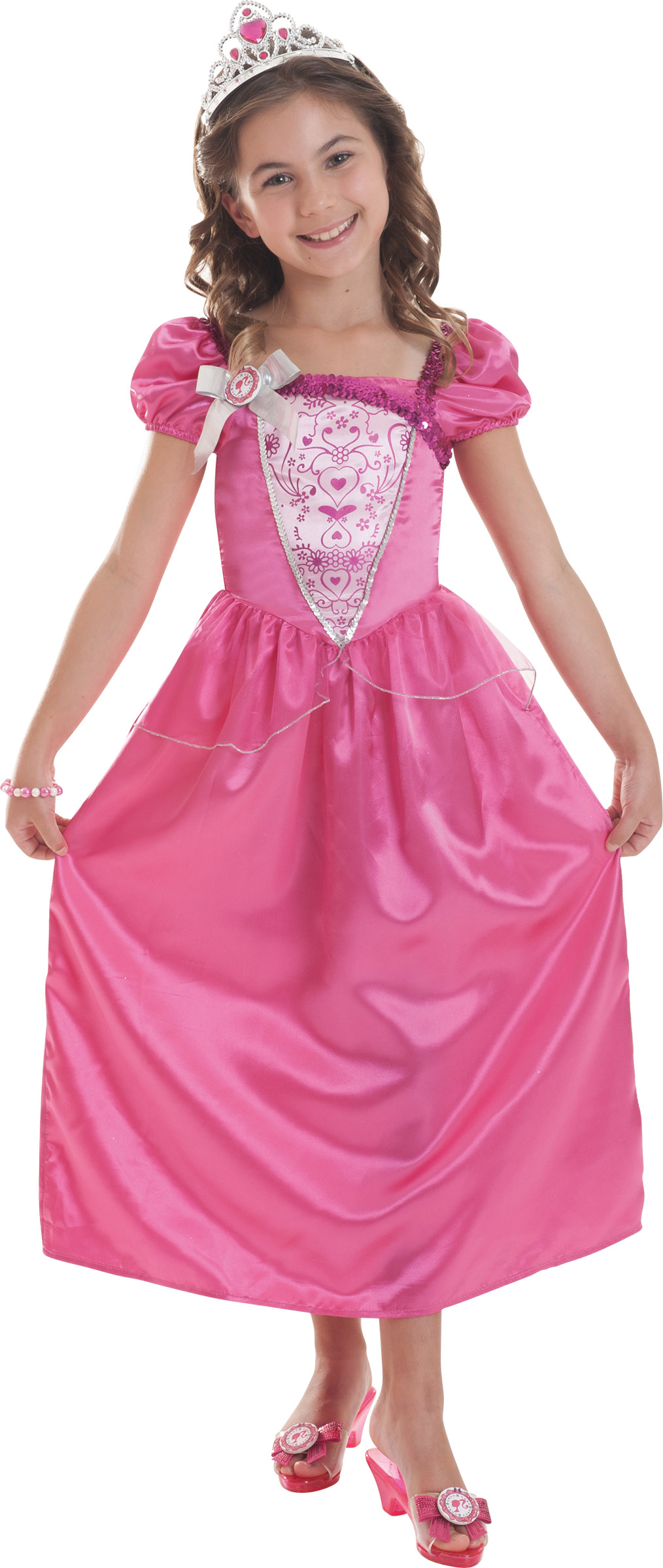Costume barbie principessa bambina costumi bambini e - Desanime de barbie princesse ...