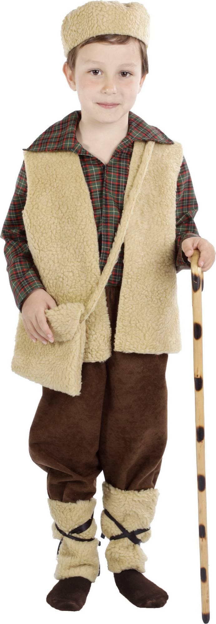 7d7b27a7a7e0f Costume pastorello bambino
