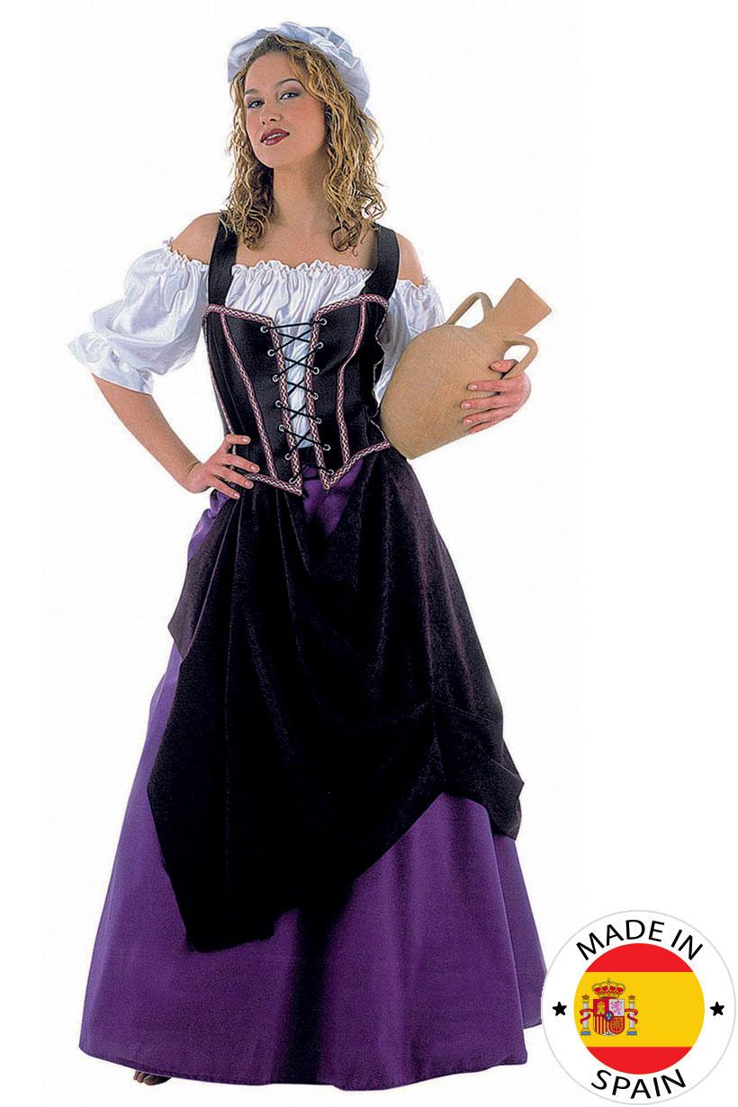 Costume donna medievale - Deguisement en o ...