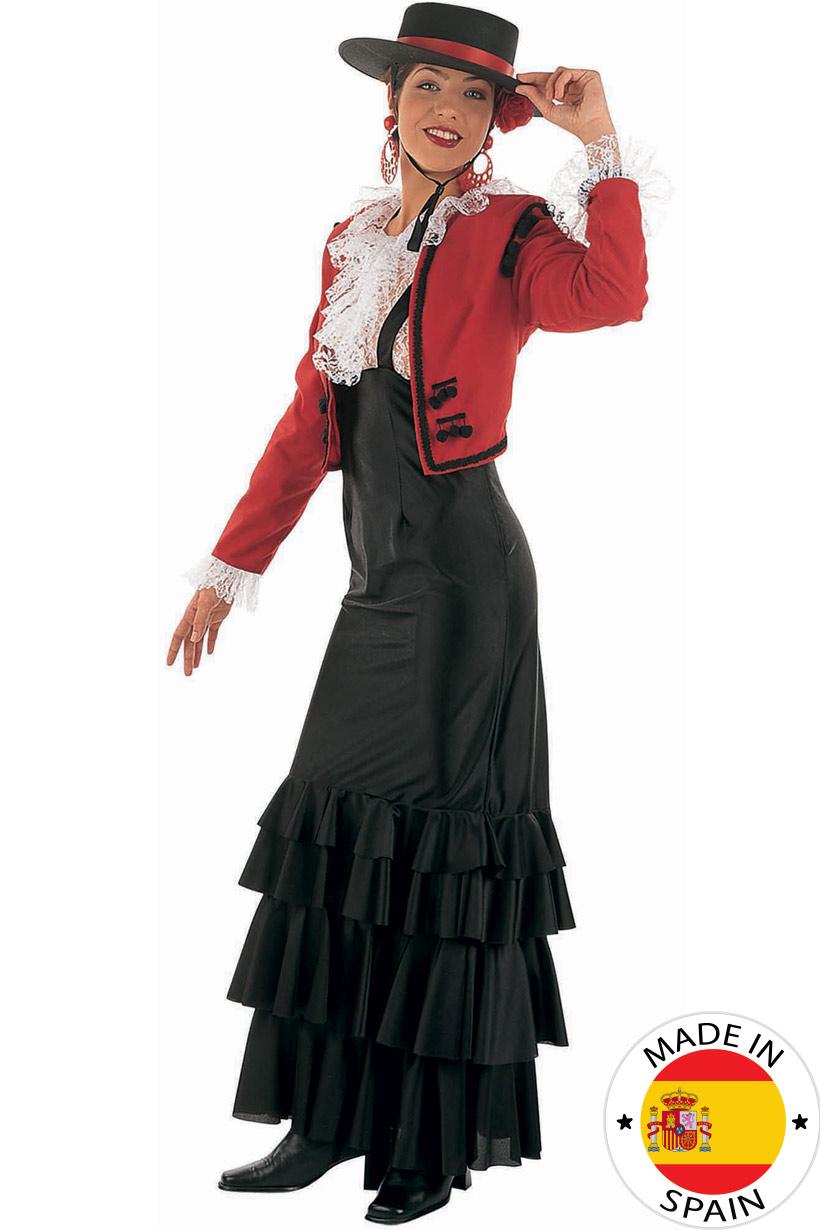 Vestito tradizionale di spagna da donna for Decorazione provinciale francese con un budget