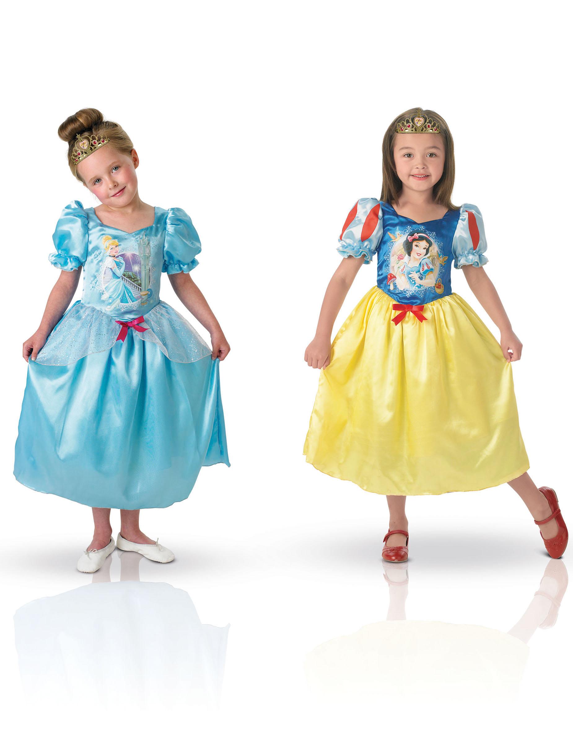 eccezionale gamma di stili e colori ultimo stile arriva Costume reversibile Biancaneve™ e Cenerentola™ bambina