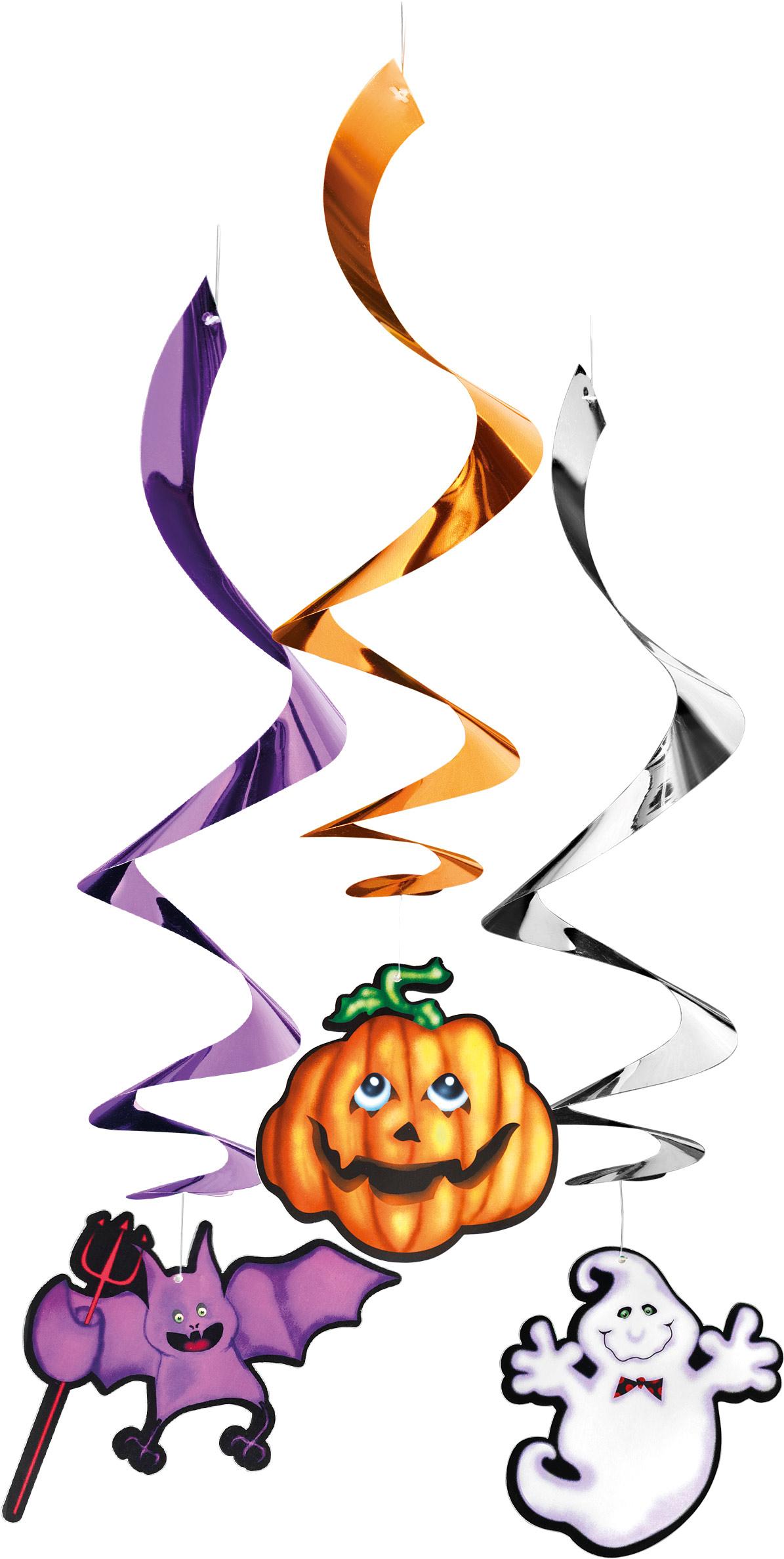 Decorazioni per halloween da appendere al soffitto for Decorazioni da appendere
