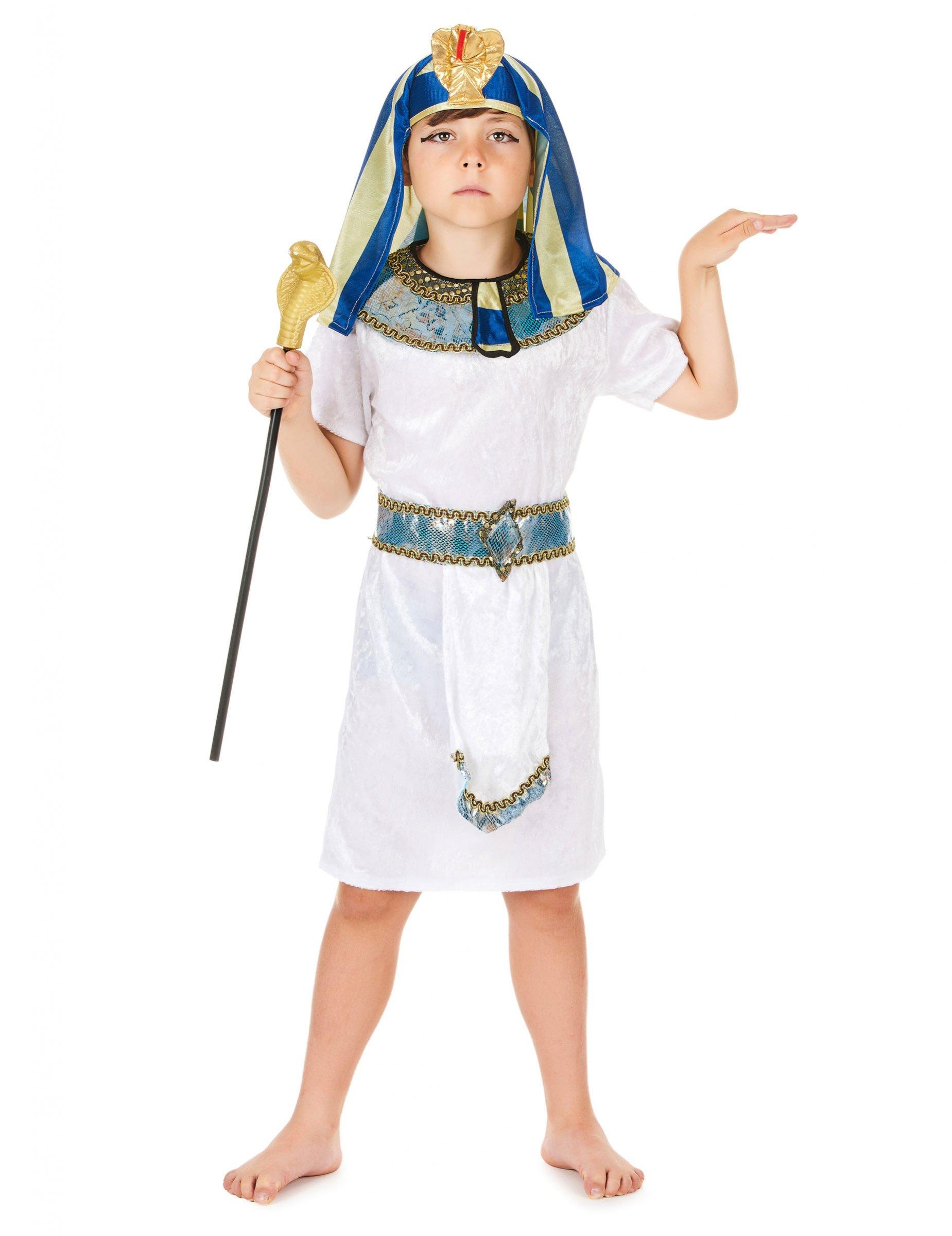 Costume faraone d Egitto bambino 4195ece3328