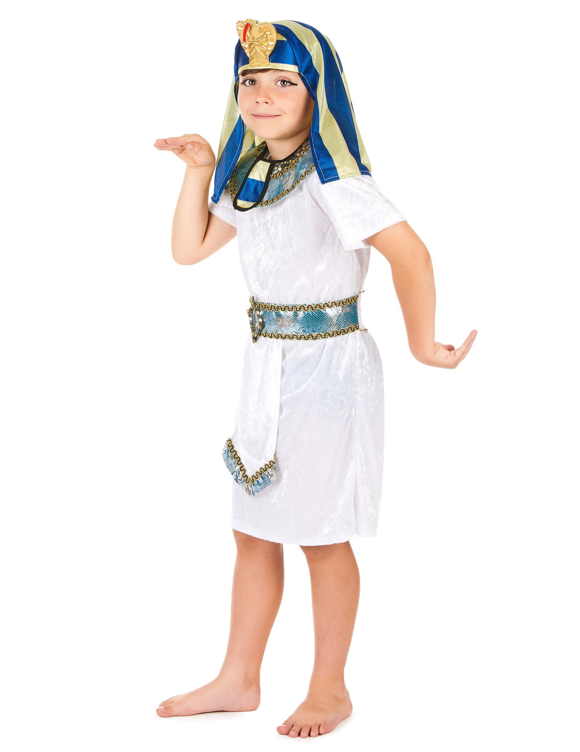 Costume faraone d Egitto bambino-1 ec54ae29117