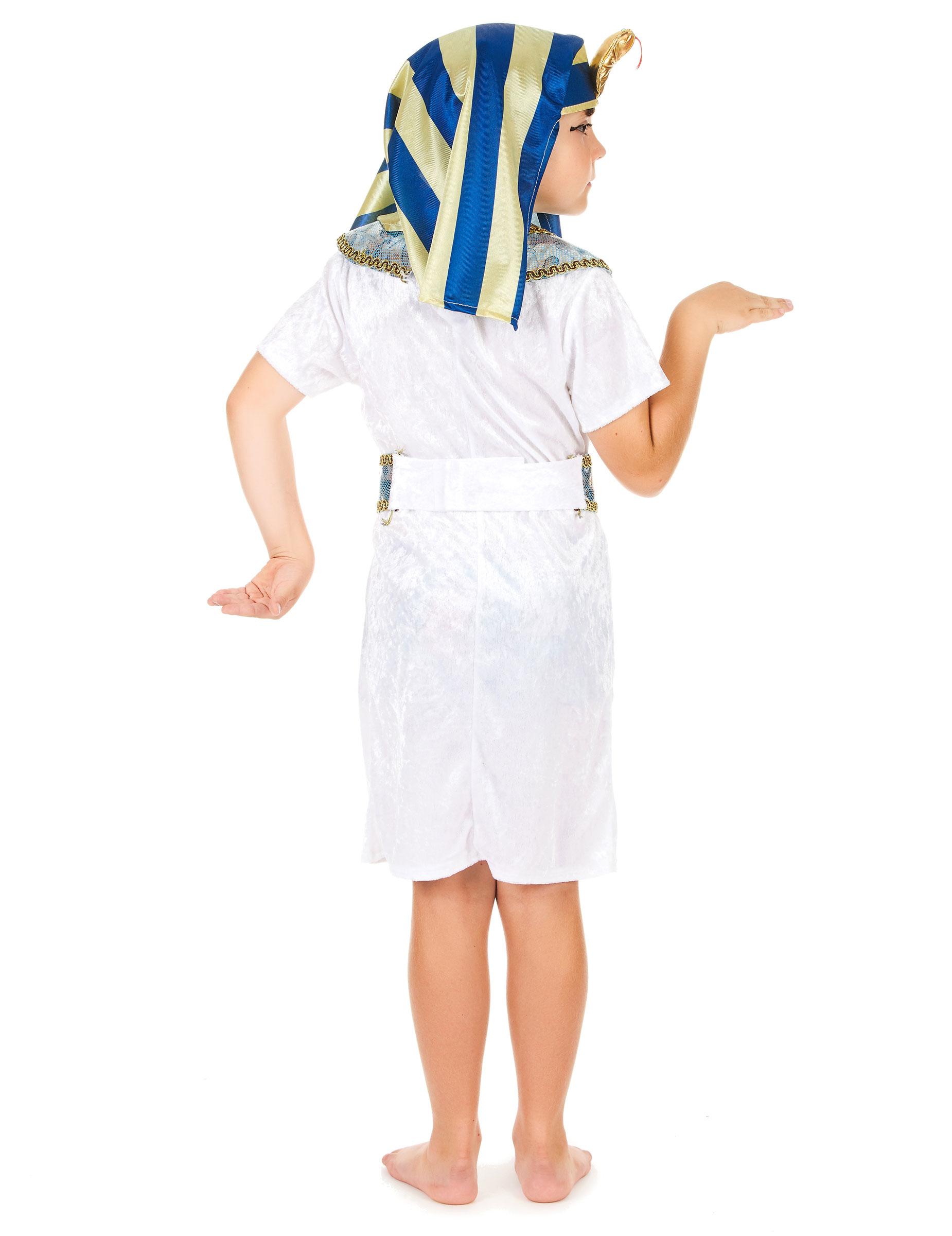 Costume faraone d Egitto bambino-2 c664b103562