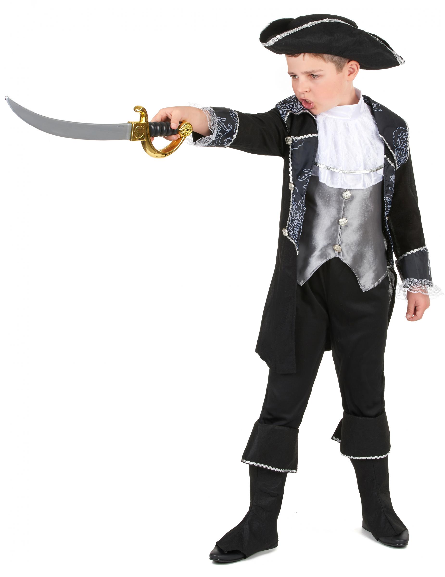 Preferenza Vestito da corsaro gentiluomo per bambino QN02