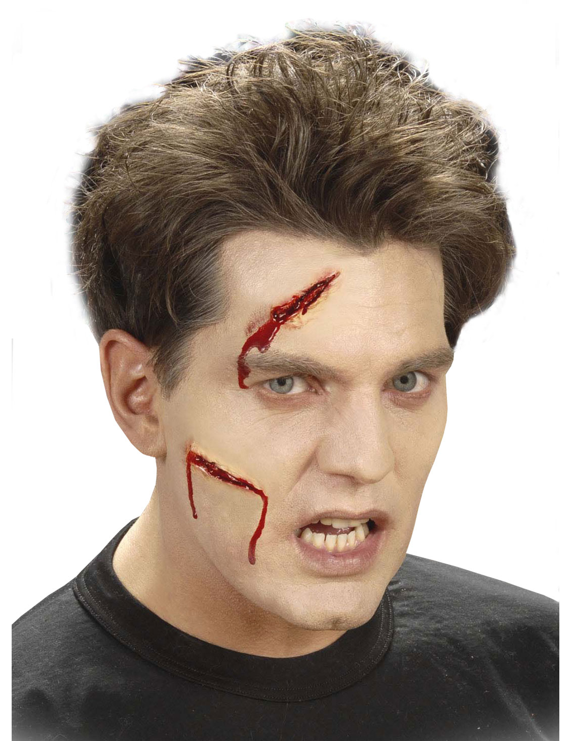 Ferite da taglio finte per halloween acquito trucchi on line - Trucchi per taglio piastrelle ...