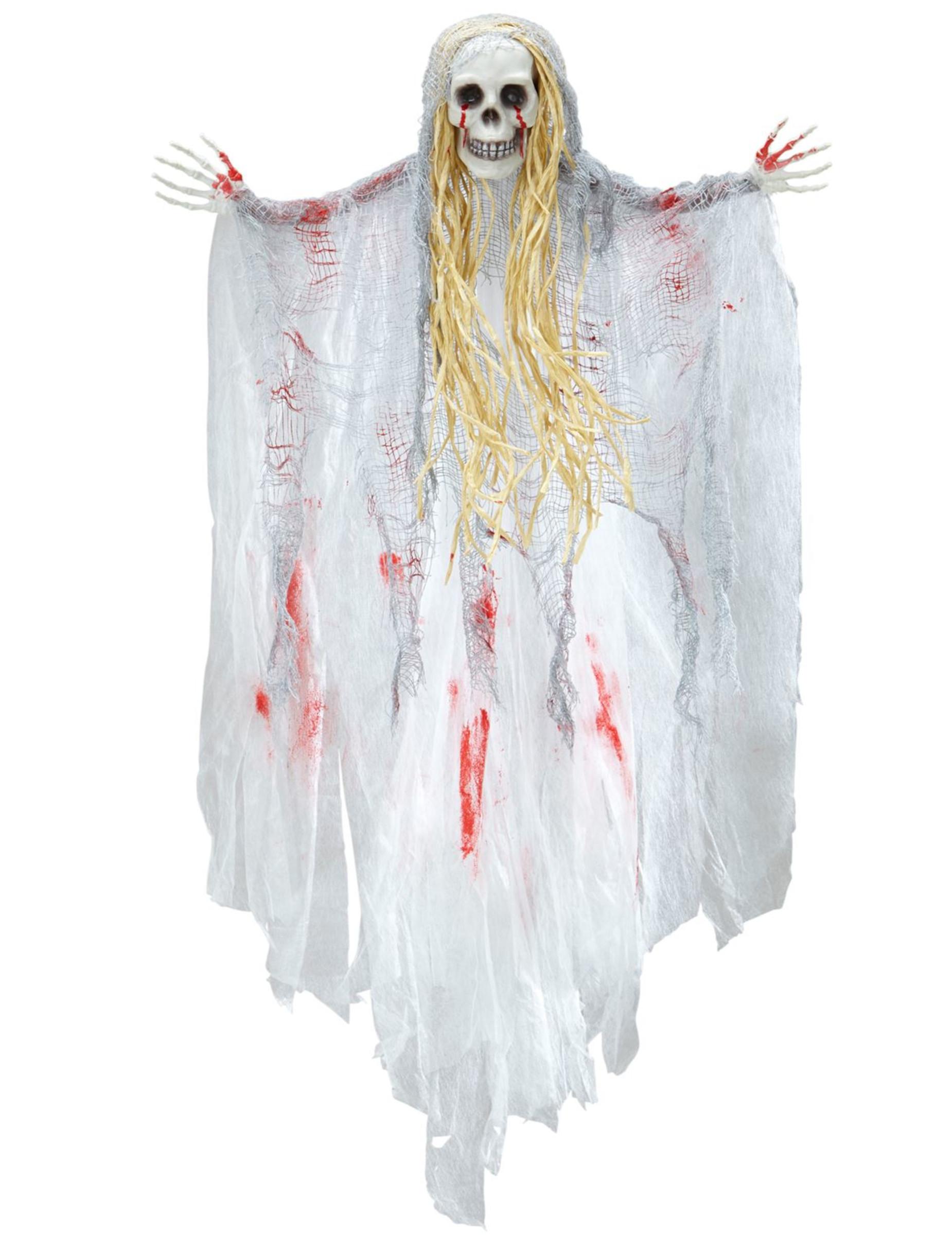 Decorazione Per Halloween Fantasma Insanguinato