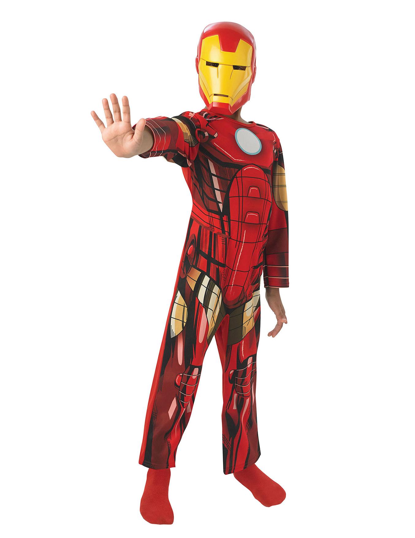Los Angeles accogliente fresco La migliore vendita del 2019 Costume da Iron Man™ per bambino