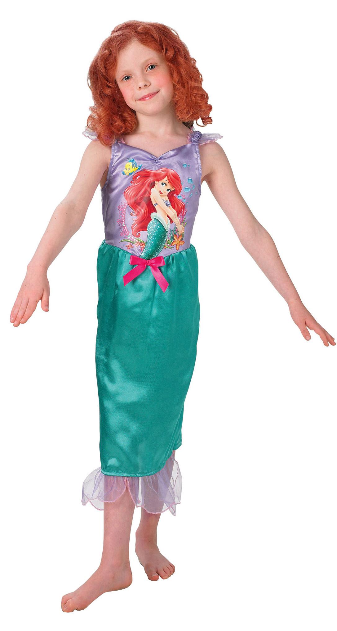 Costume Bambina Sirenetta Da Per Per Da Costume Bambina Sirenetta 8n0PkwO