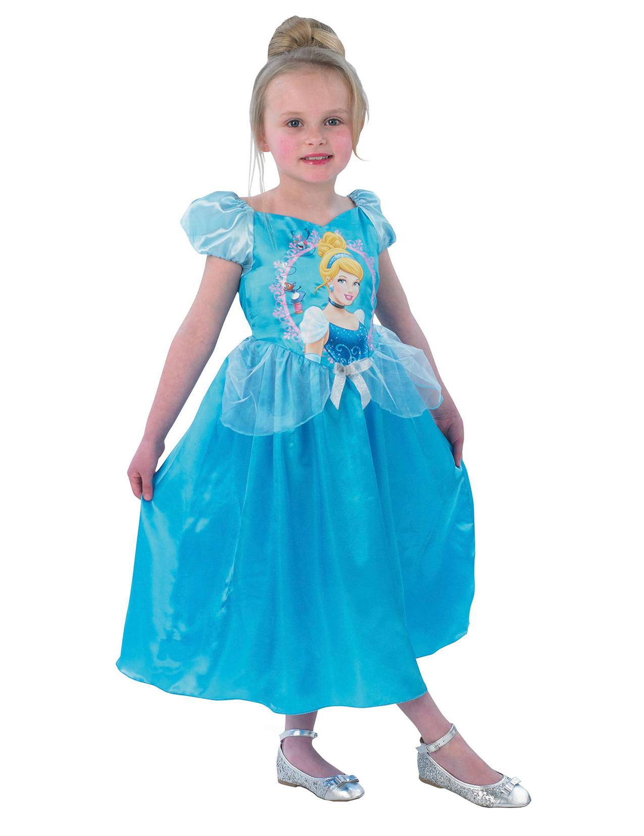Abito da Cenerentola™ in licenza ufficiale per bambina su Vegaoo.it b18836ddc29