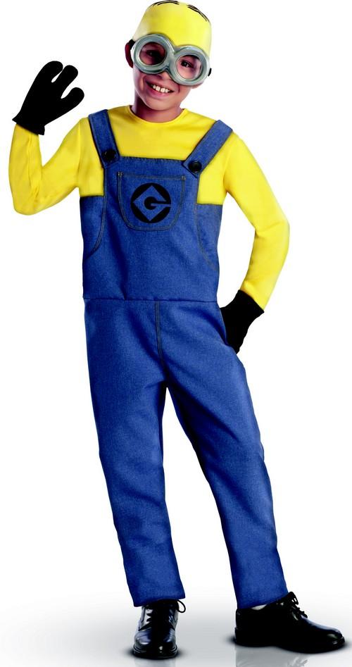 Favorito Vestito da Dave™ il Minion di Cattivissimo Me™ per bambino EO35