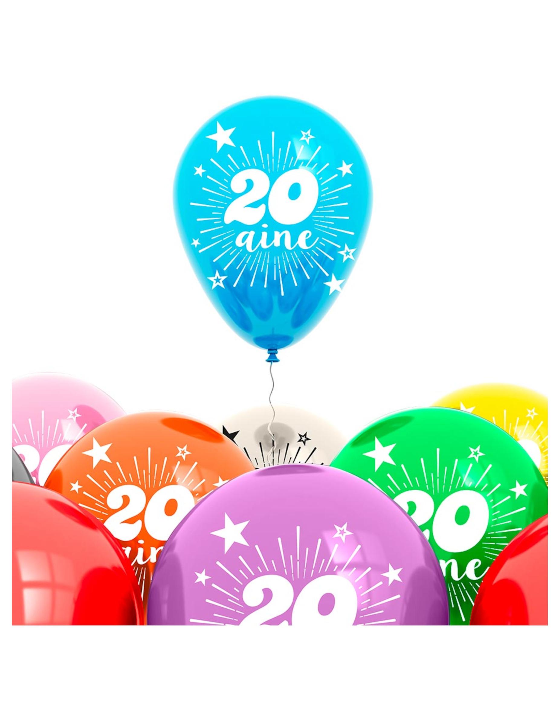 spesso Addobbi Compleanno adulto Compleanno adulto > 20 anni, decorazioni  PV85