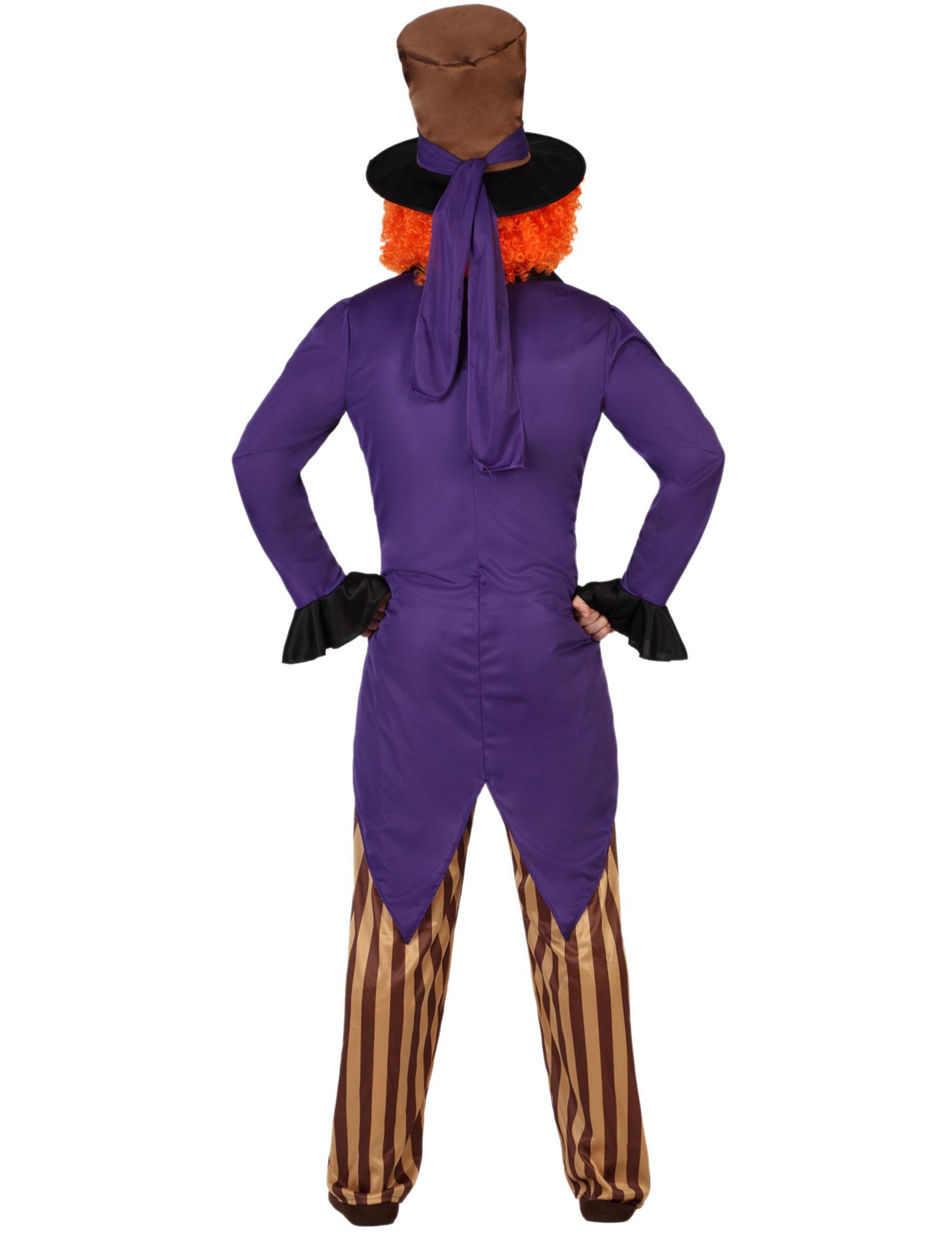 Costume da Cappellaio folle per uomo  Costumi adulti 3bf4710259ea