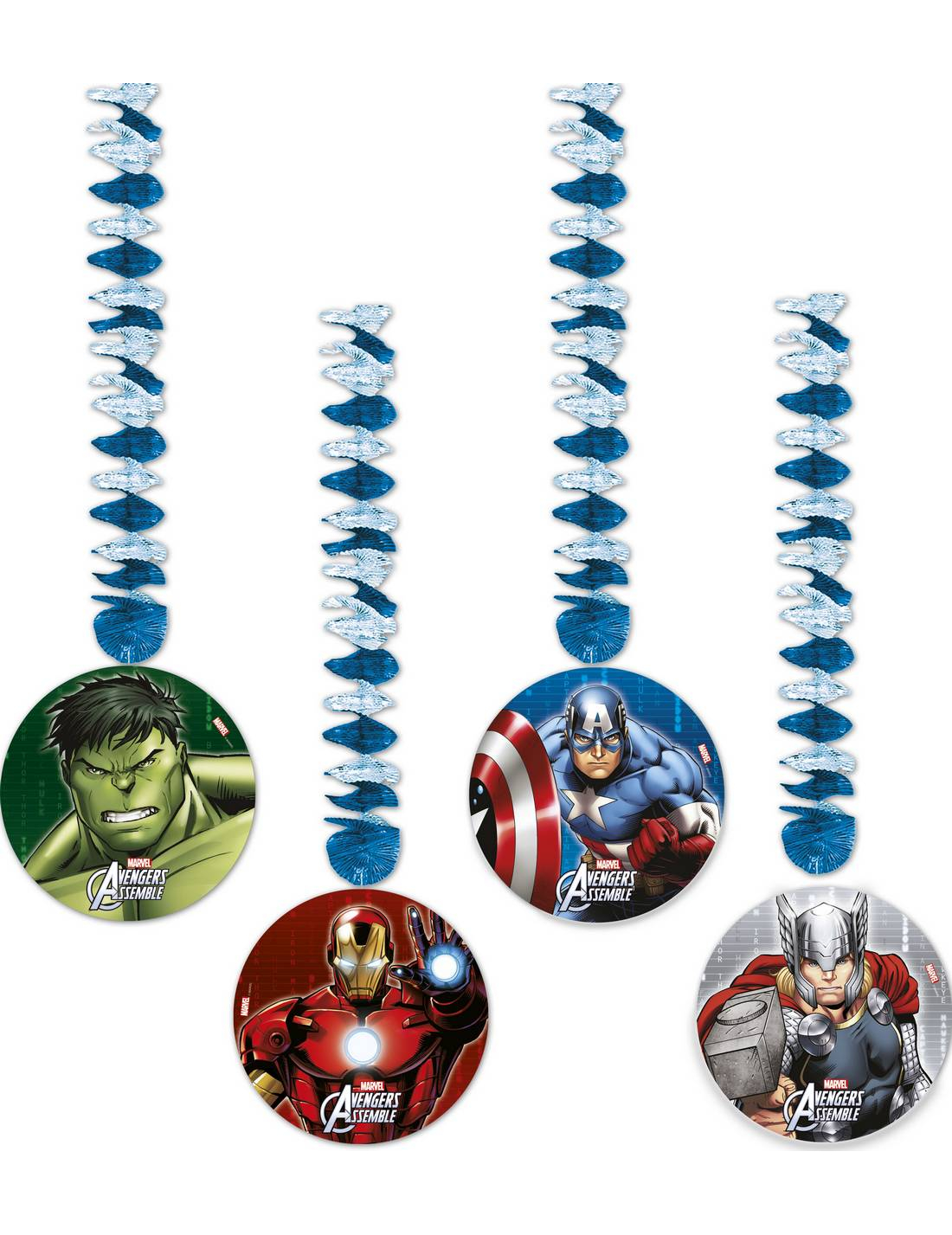 Decorazioni da appendere the avengers addobbi e vestiti for Decorazioni halloween da appendere