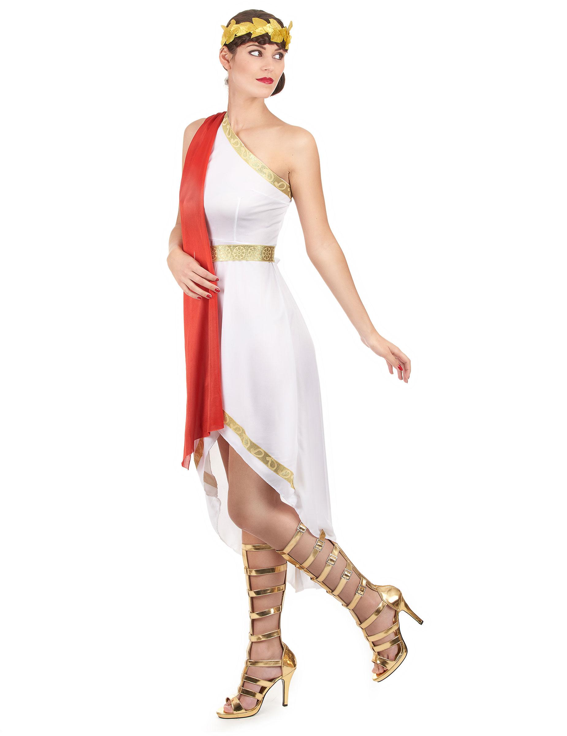 Costume romana donna costumi adulti e vestiti di for Principessa romana