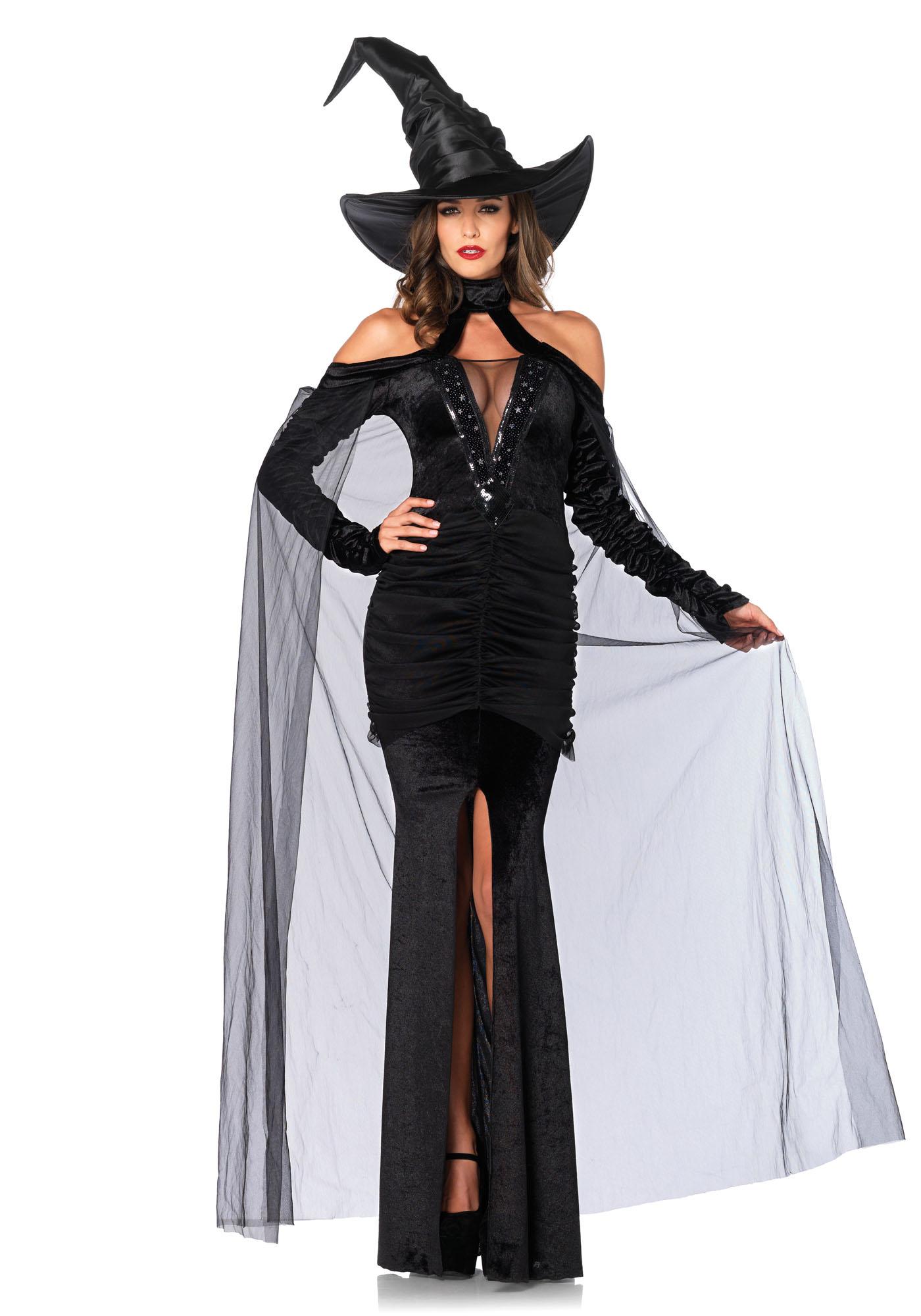 e DonnaCostumi Costume Strega Sexy Di Vestiti Adulti Carnevale WID9E2YH