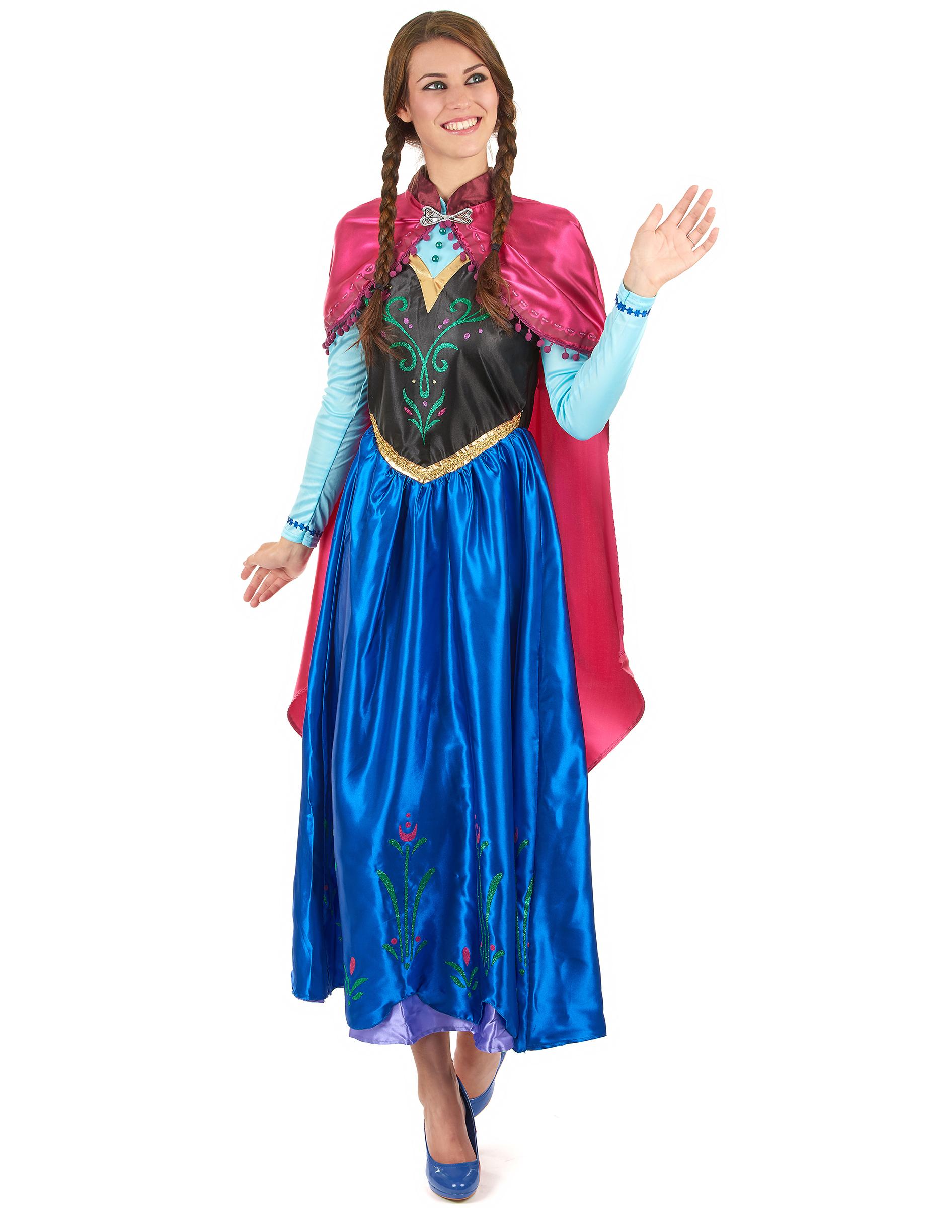 08513cf7a6f199 Costume Anna di Frozen™ per donna: Costumi adulti,e vestiti di ...
