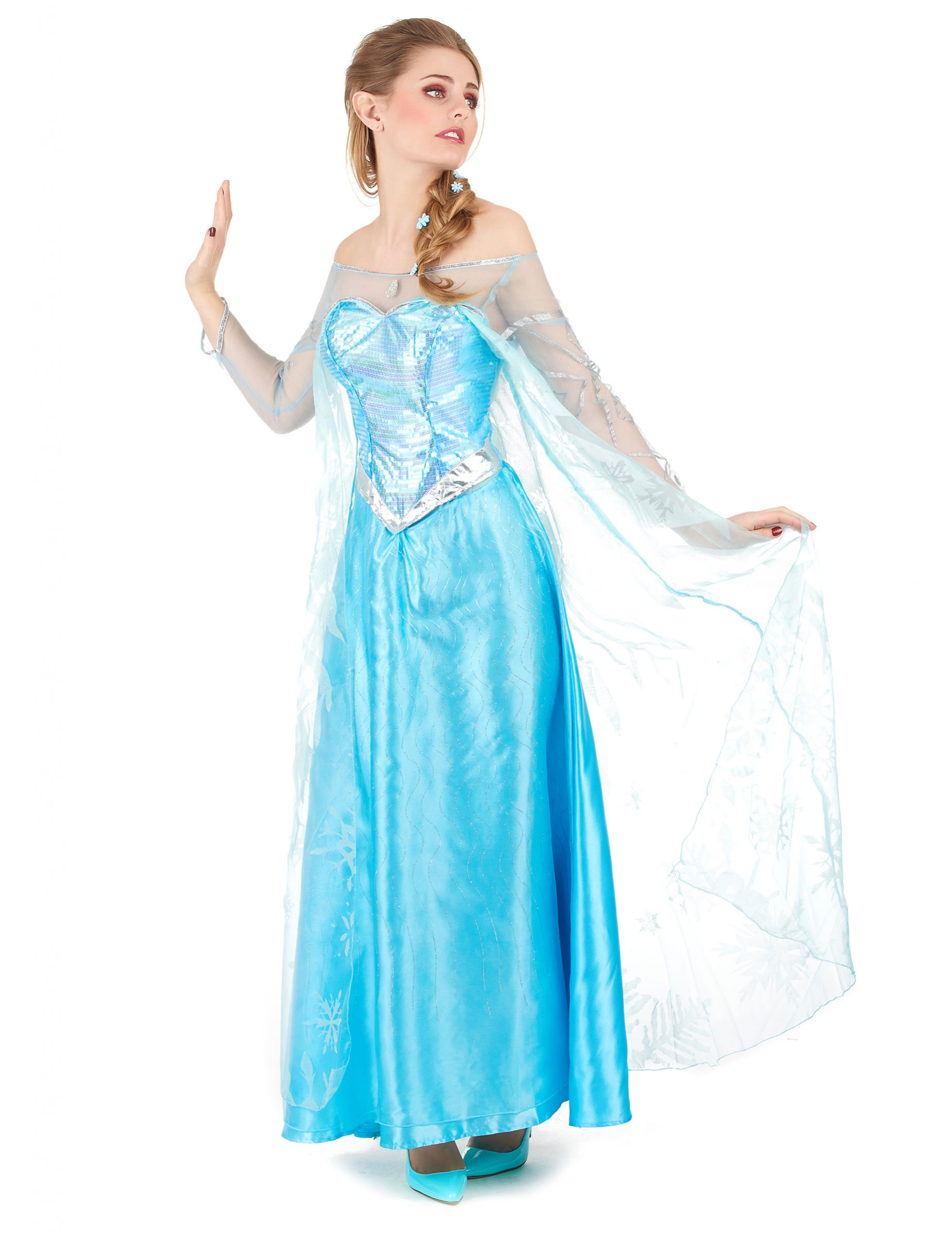 4b0d55f81be3 Costume Elsa Frozen™: Costumi adulti,e vestiti di carnevale online ...