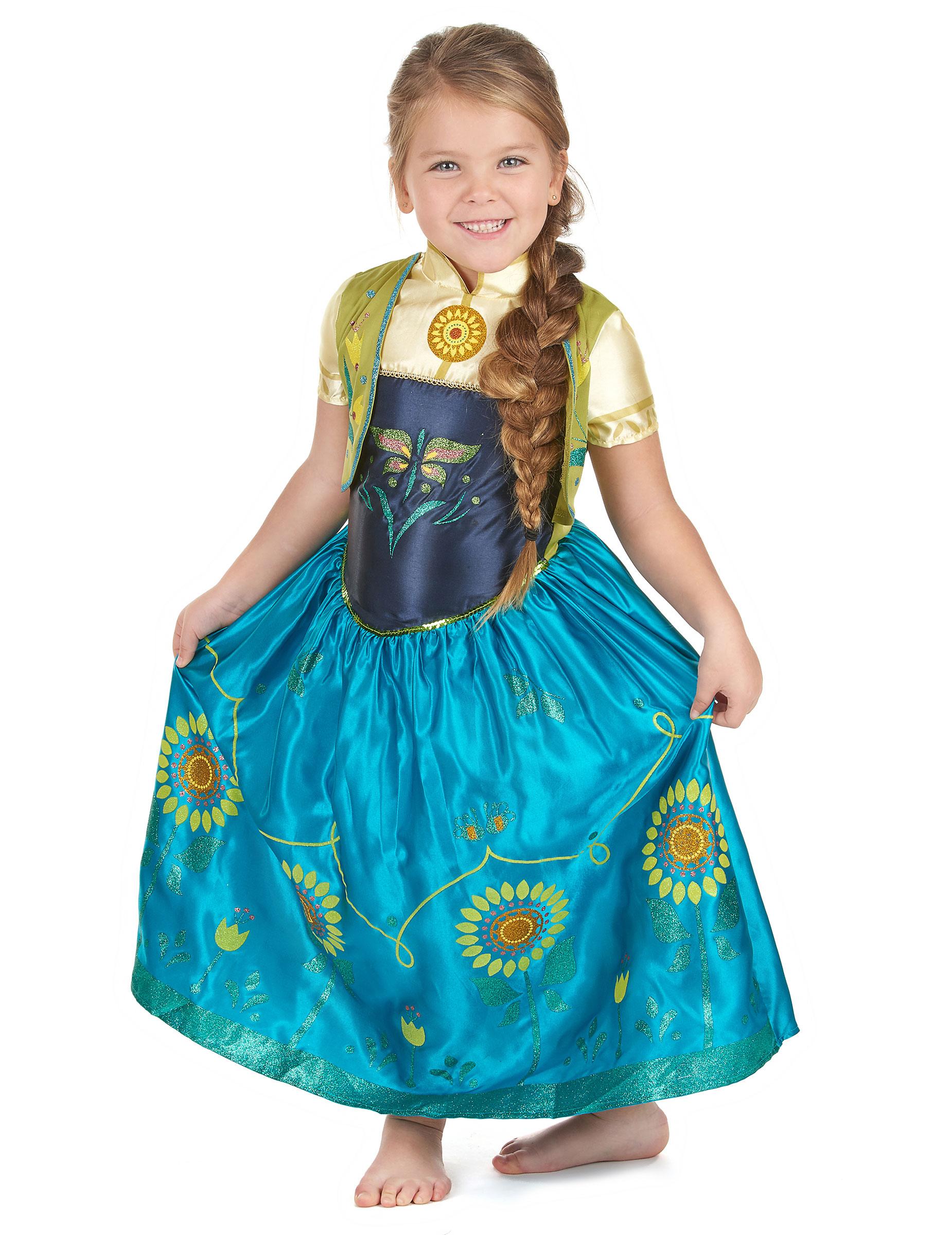 goditi il prezzo più basso data di rilascio: fashion style Costume Anna Frozen™ bambina: Costumi bambini,e vestiti di ...