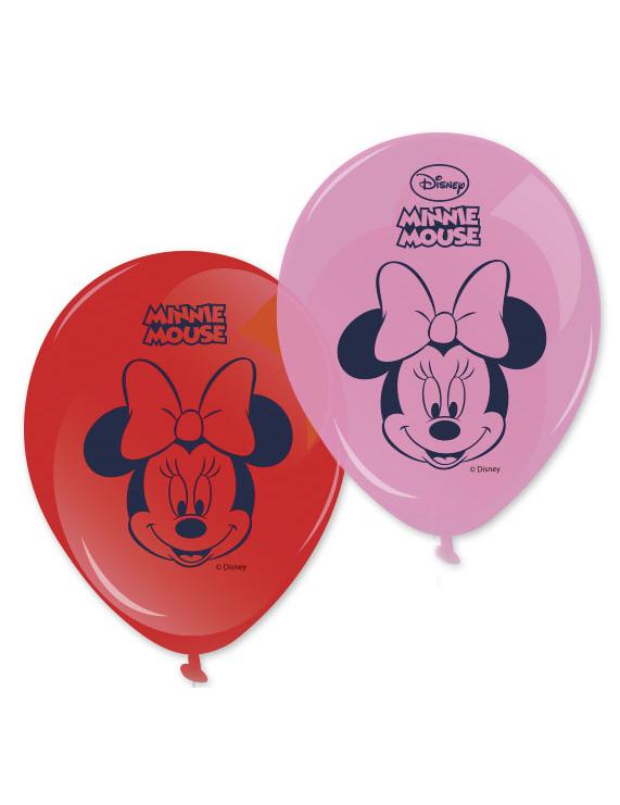 8 palloncini gonfiabili minnie addobbi e vestiti di for Decorare la stanza di minnie e topolino